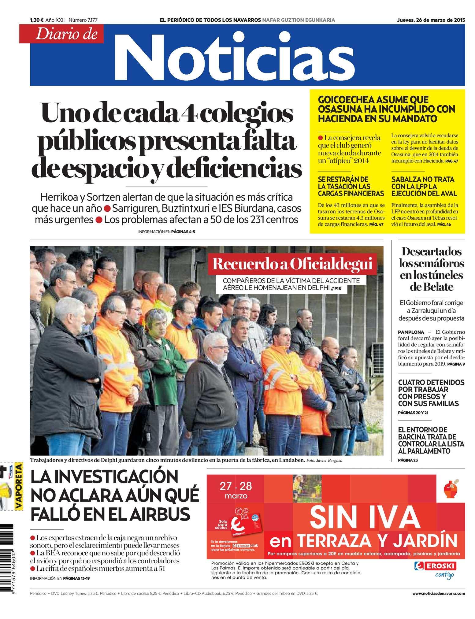 Calaméo - Diario de Noticias 20150326