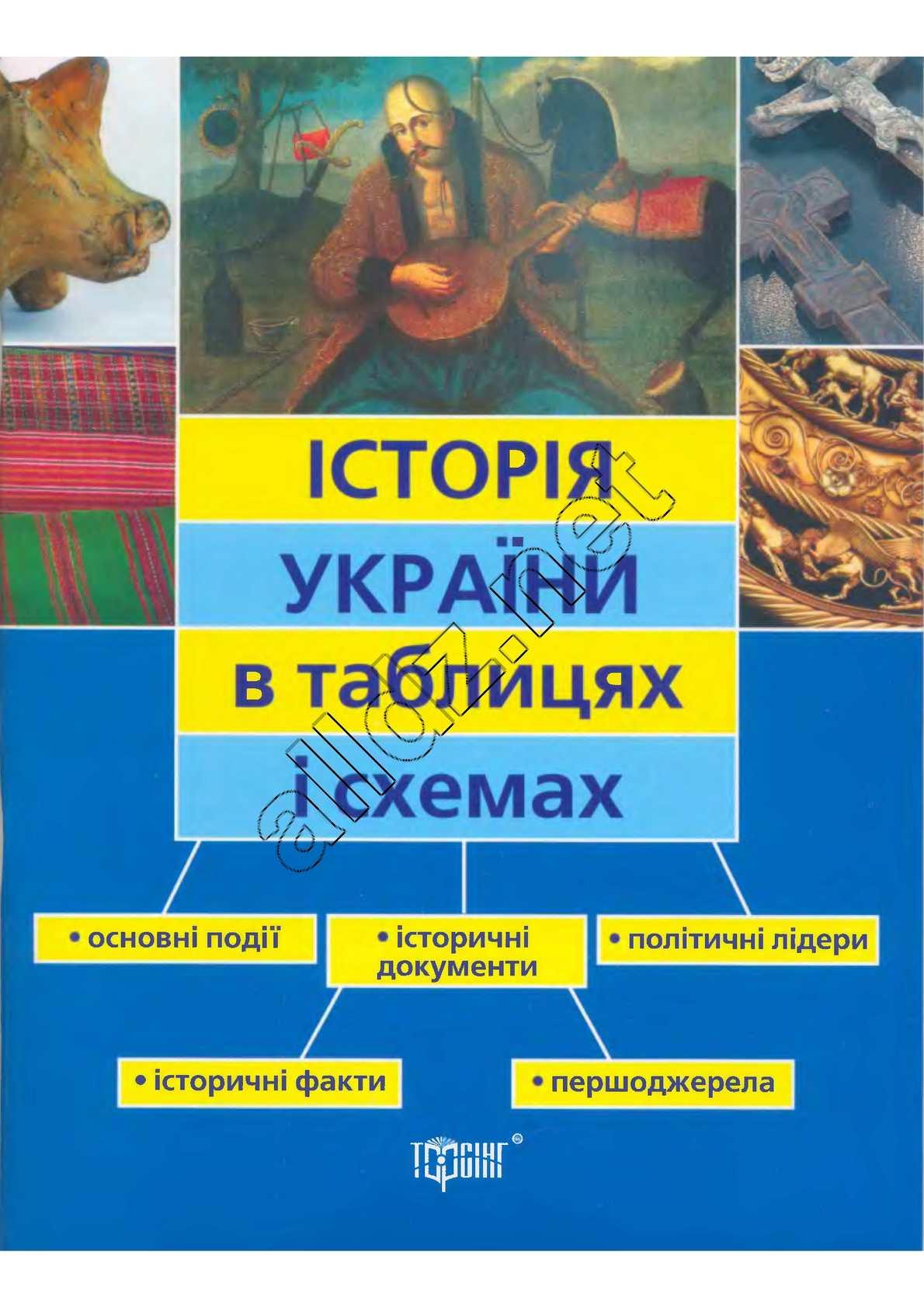 1085475 09DBC Gubina S L Istoriya Ukra Ni V Tab