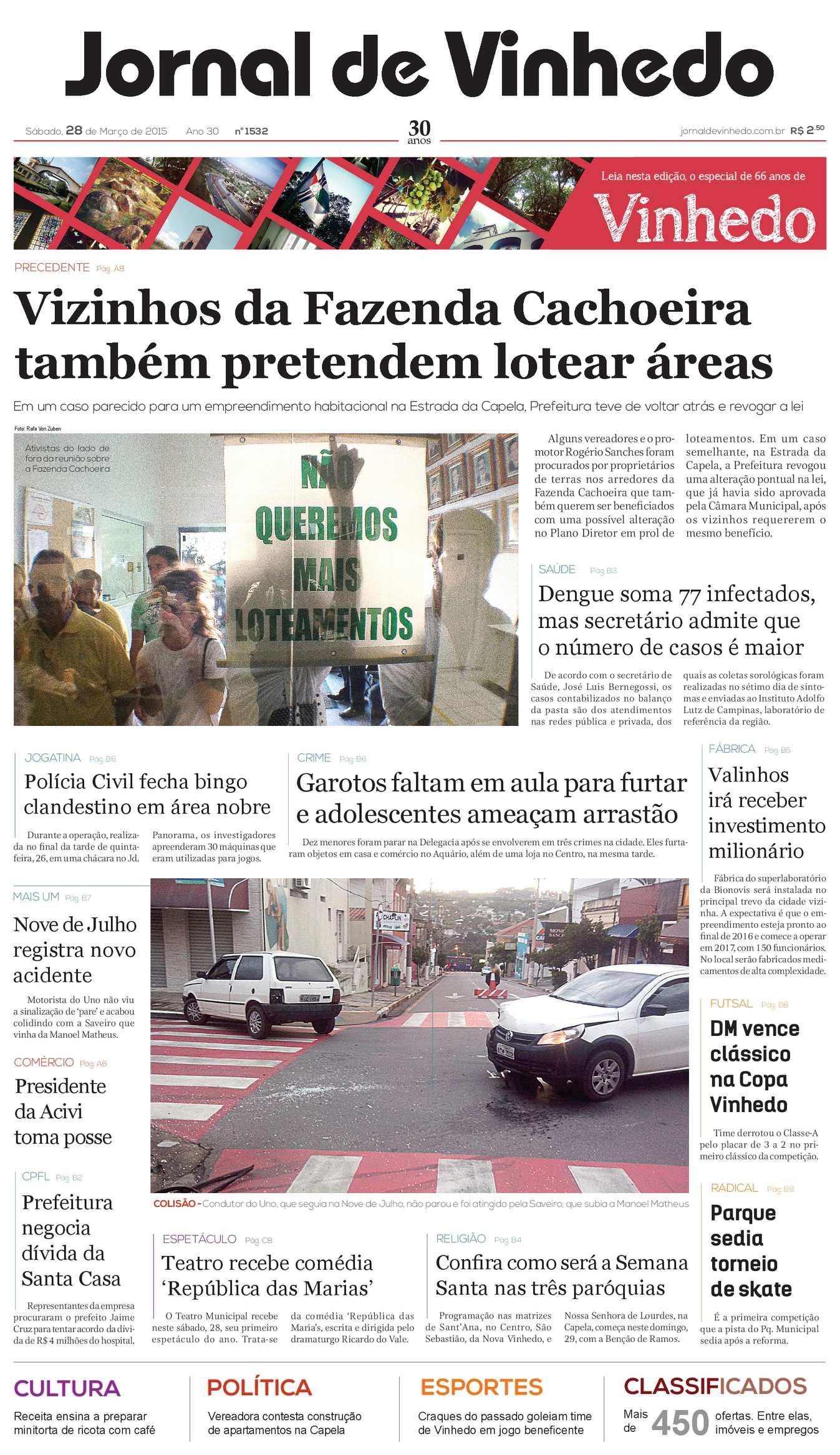 bbb16a884e3 Calaméo - Jornal De Vinhedo Sábado