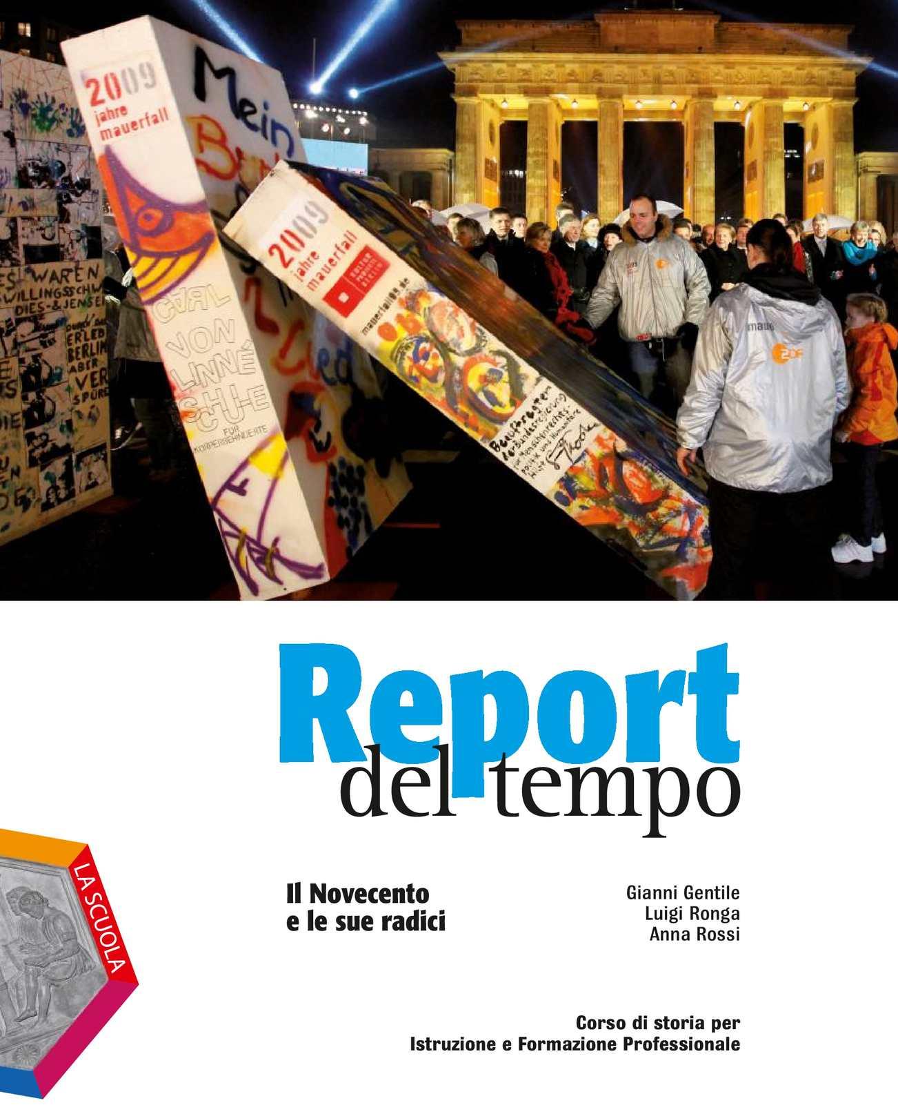 REPORT DEL TEMPO