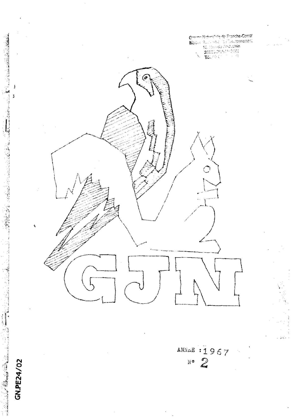 Falco 2 (1967).