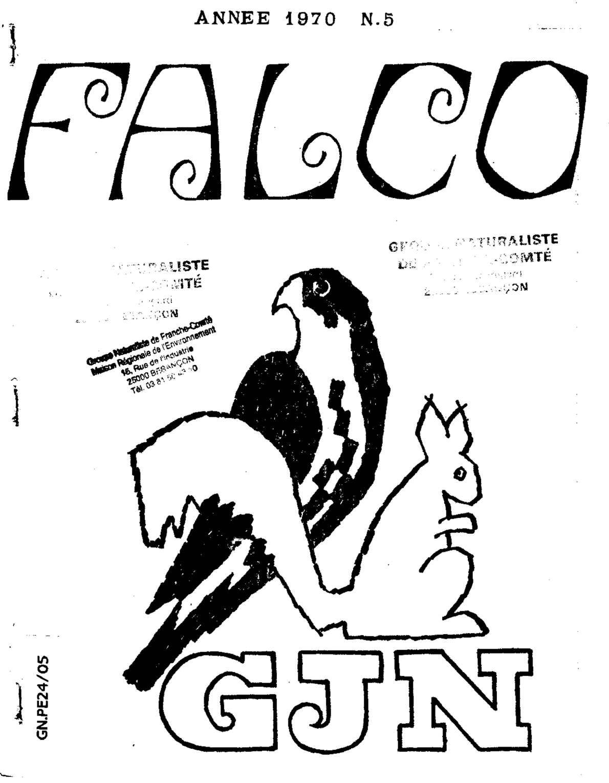 Falco 5 (1970).