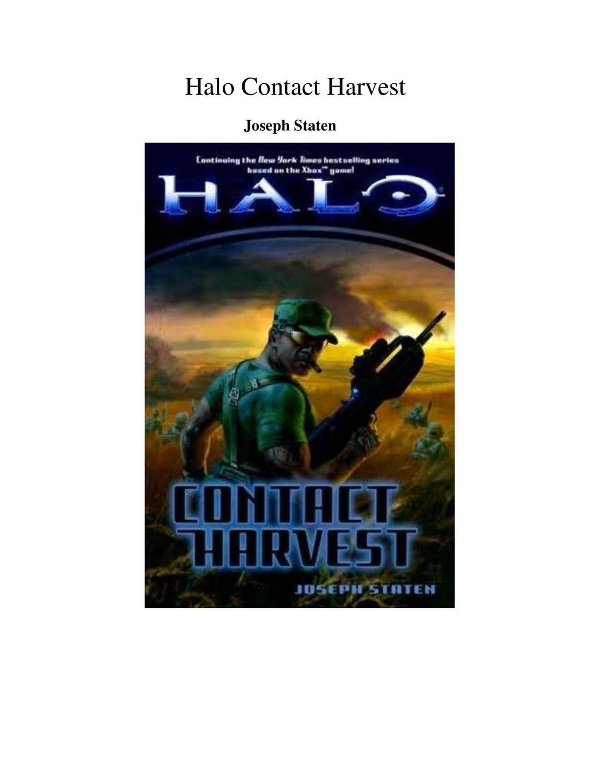 Calaméo - Contacto Harvest