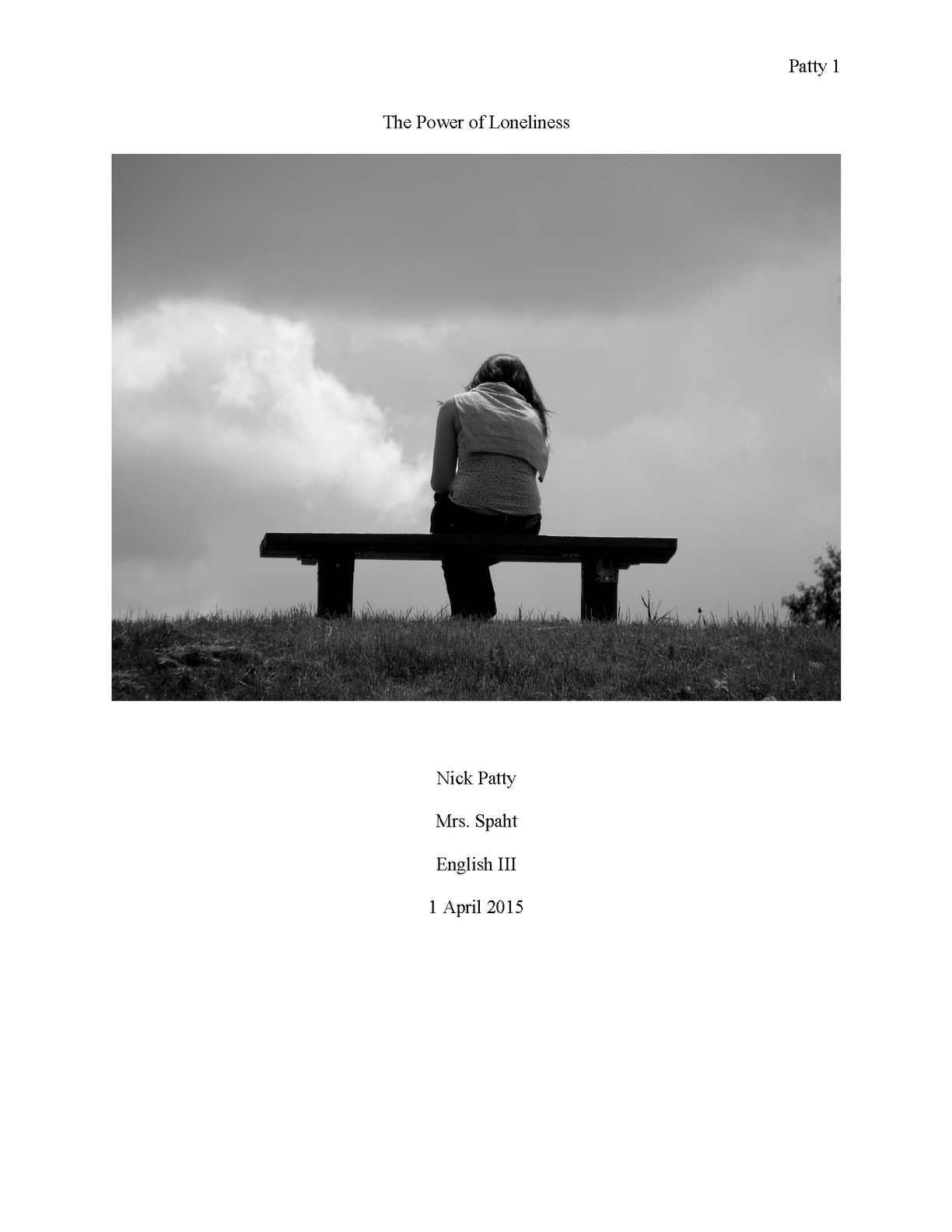alienation and loneliness in frankenstein
