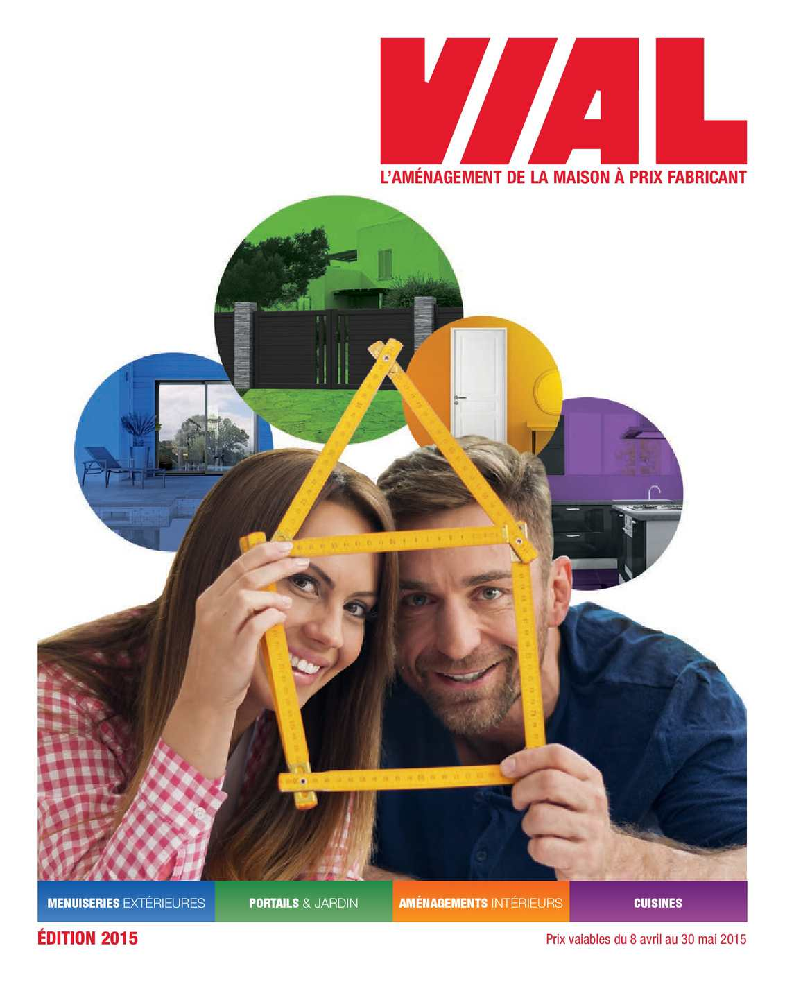 Volet roulant vial for Vial fenetre renovation