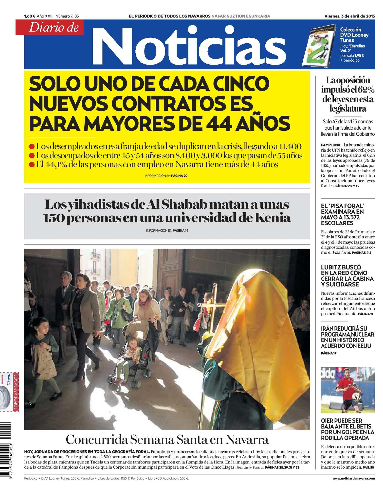 Calaméo - Diario de Noticias 20150403