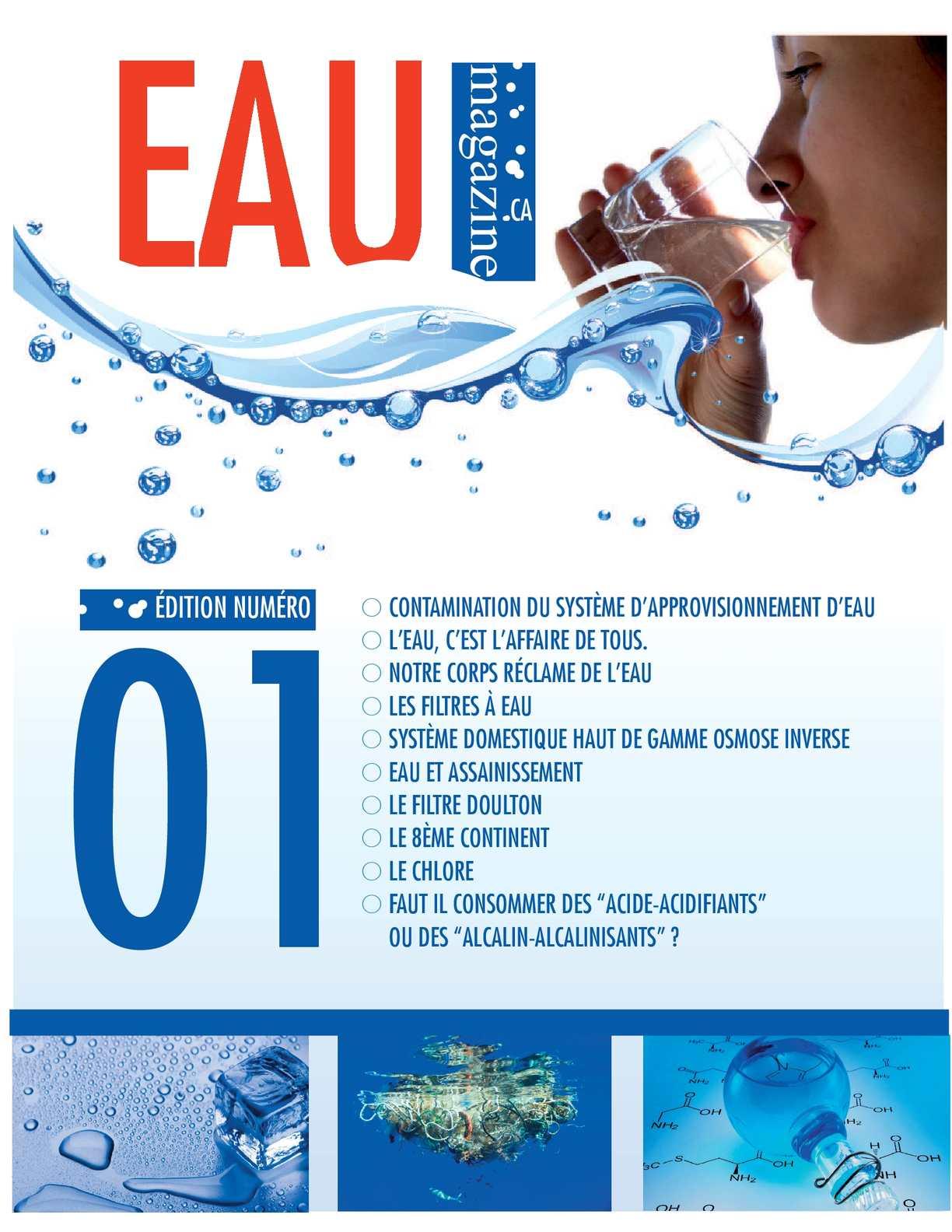 Eau Magazine