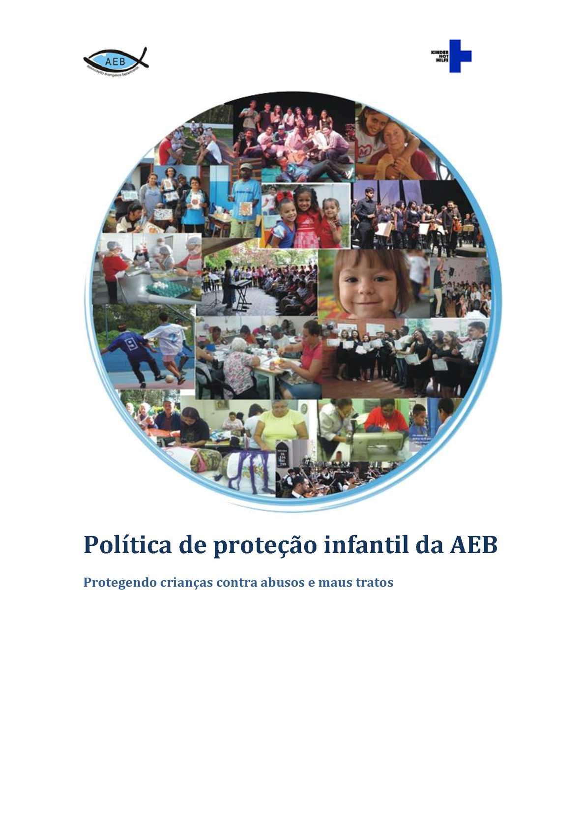Política de Proteção Infantil | AEB