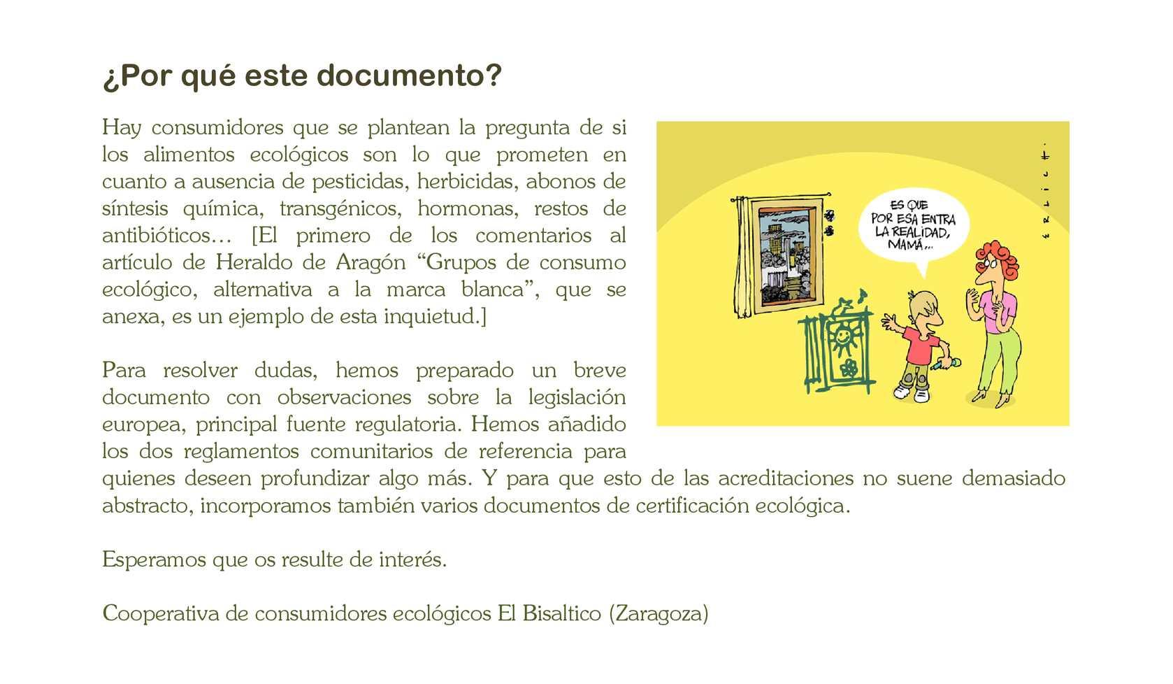 Calaméo - Cómo se garantiza que un producto \'Ecológico\' es Ecológico