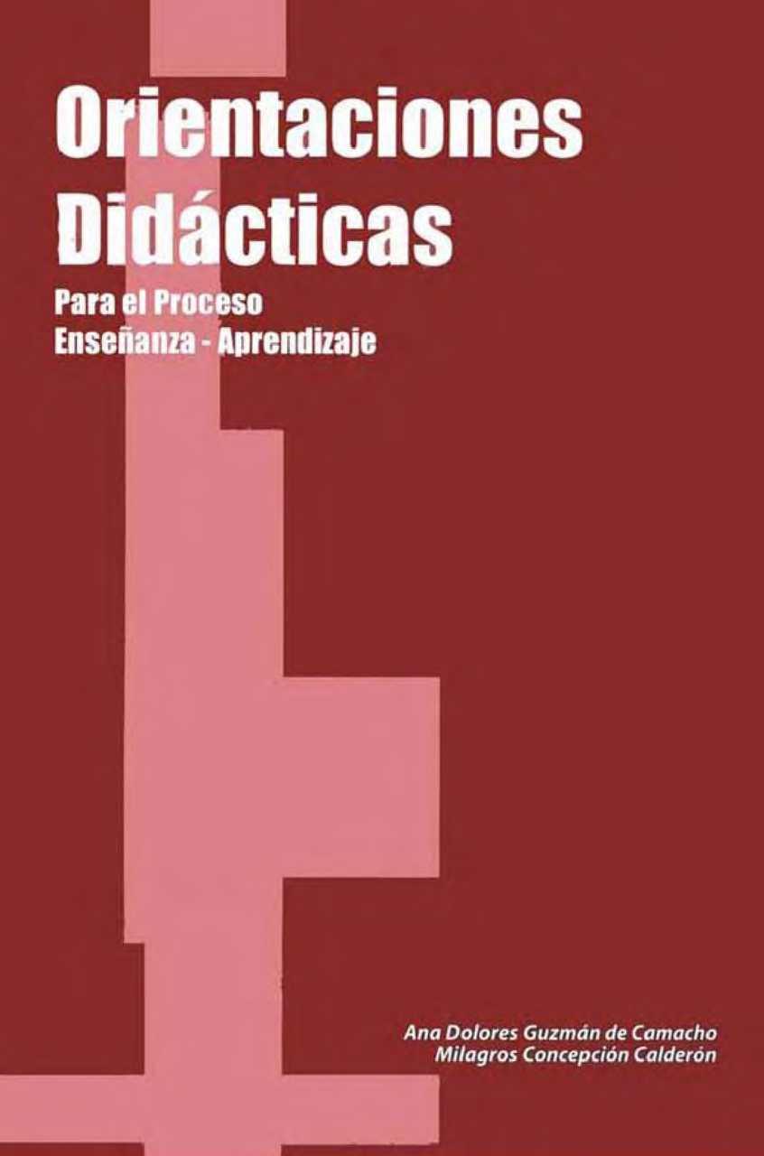 Calaméo - Ana D Guzman Et Al Orietaciones Didacticas Para El Proceso ...