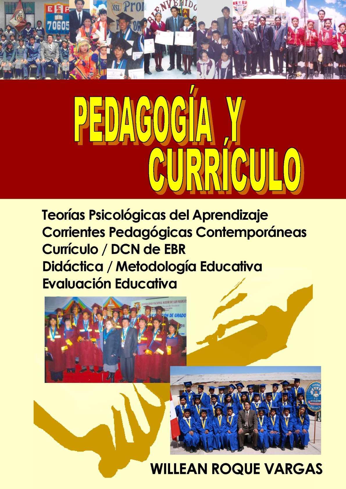 Calaméo - Pedagogia Curriculo Roque Vargas Willean