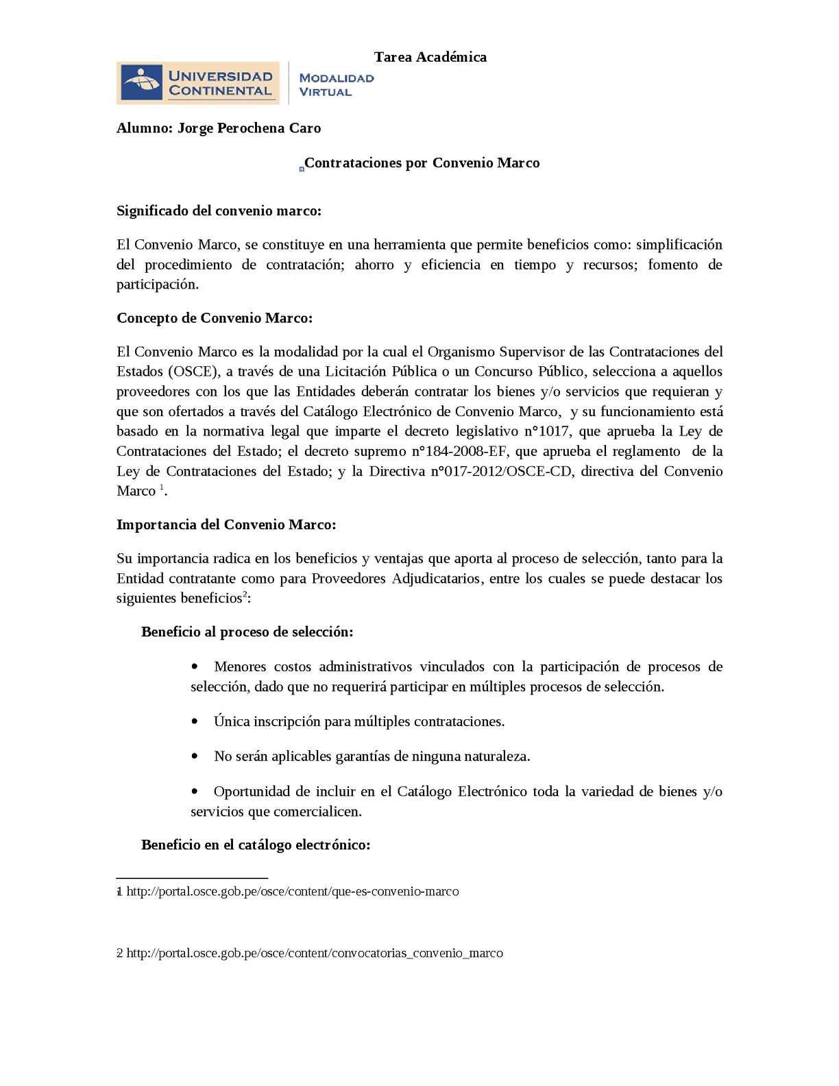 Calaméo - Parte Iv Sobre Convenio Marco - Jorge Perochena
