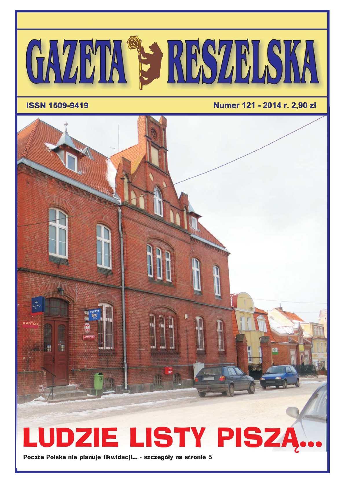 Calameo Gazeta Reszelska Nr 121 2014 R