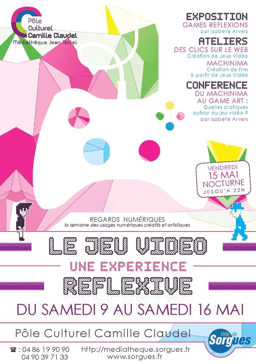 Programme Jeux Vidéo 2015