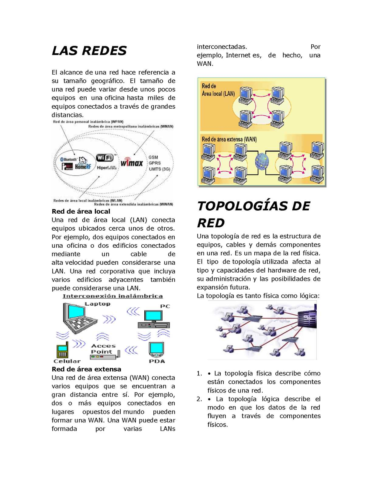 Calaméo - Redes Informaticas