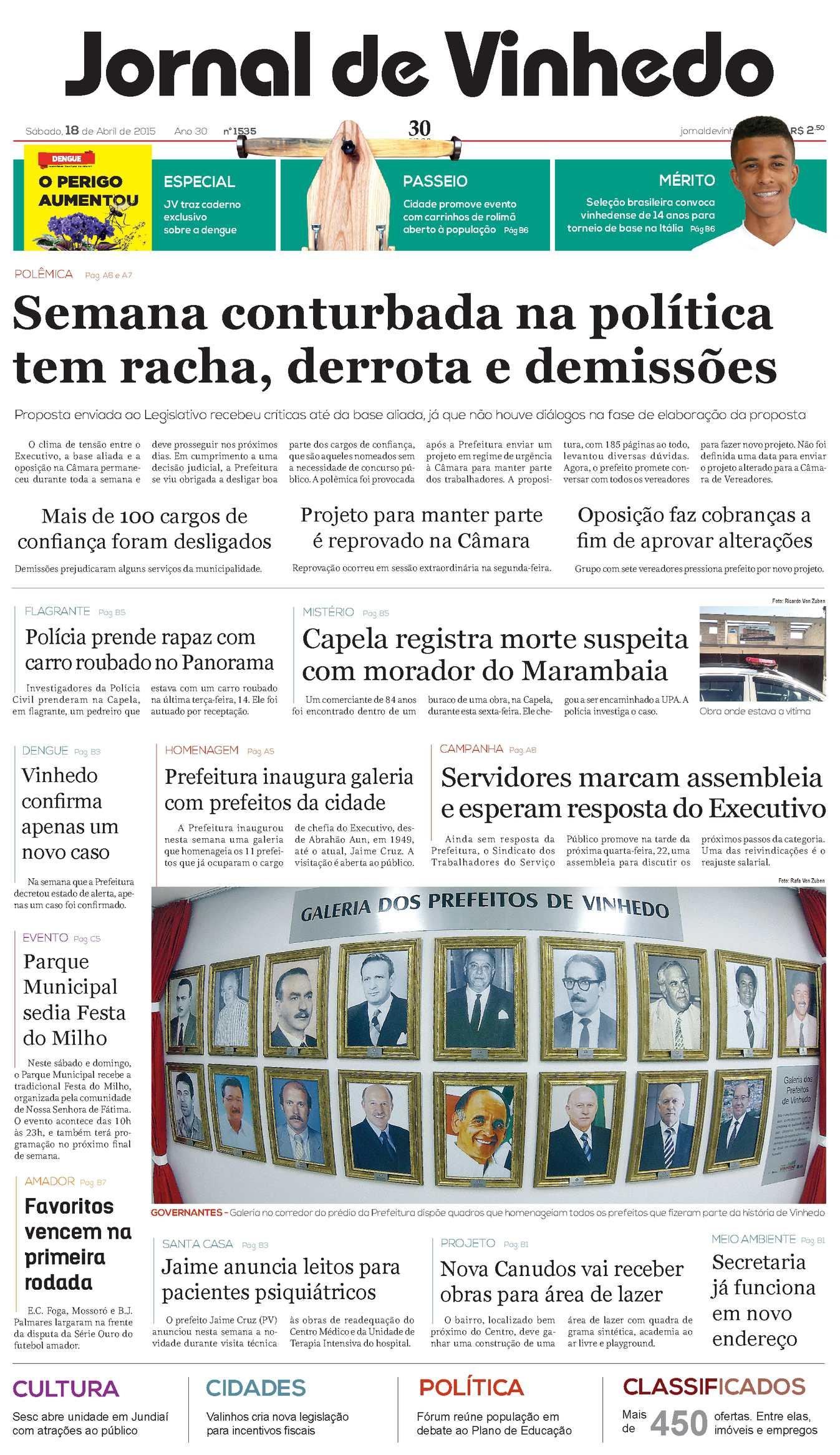1cb8b1508a Calaméo - Jornal De Vinhedo Sábado