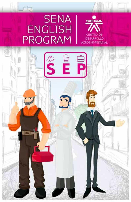 Cartilla English program