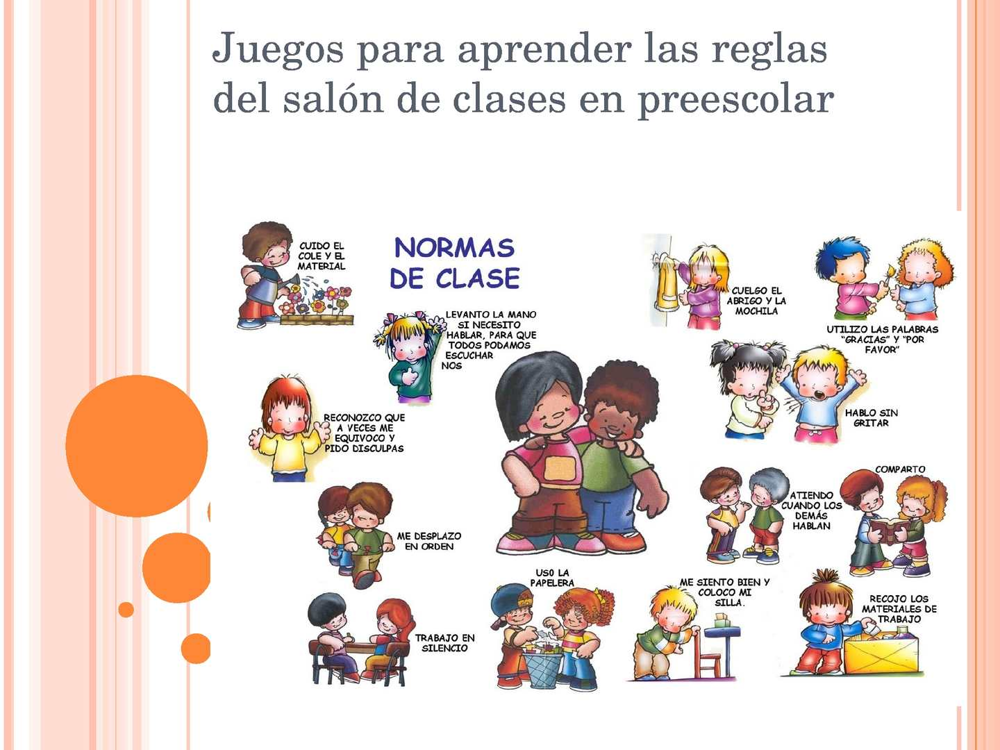 Siguiendo reglas en el salon de clases pictures to pin on for 5 reglas del salon de clases