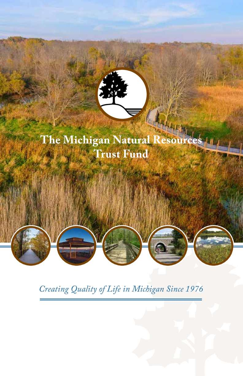 Calaméo - Michigan Natural Resources Trust Fund Projects - MRPA