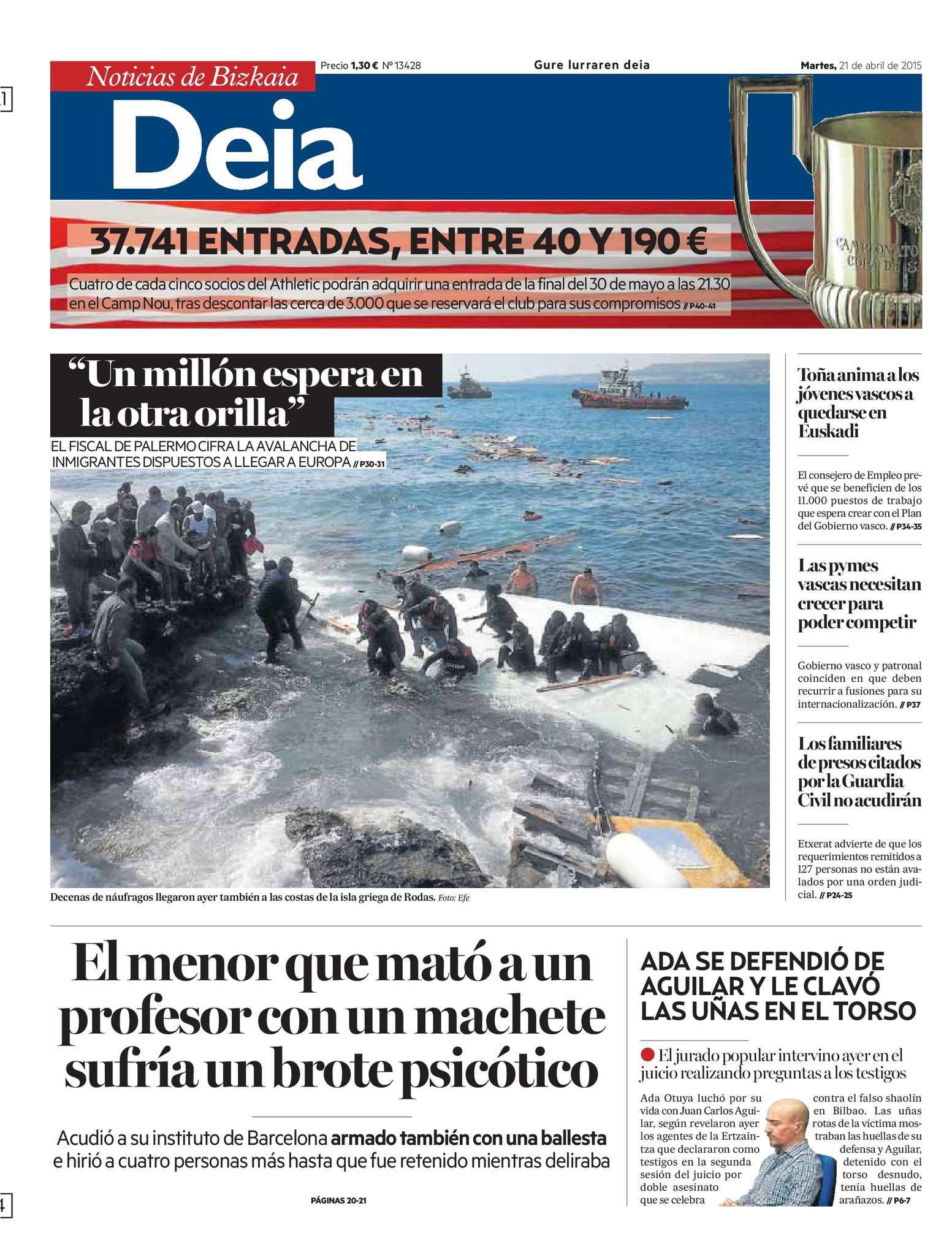 Calaméo - Deia 20150421