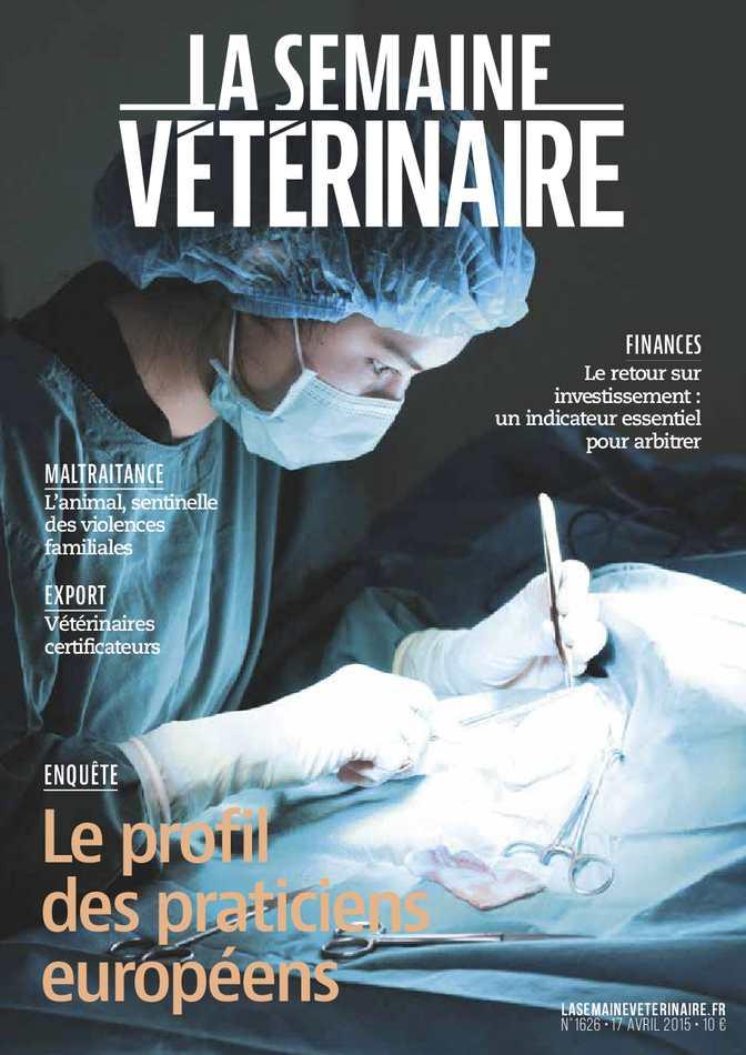 La Semaine Vétérinaire - 170415