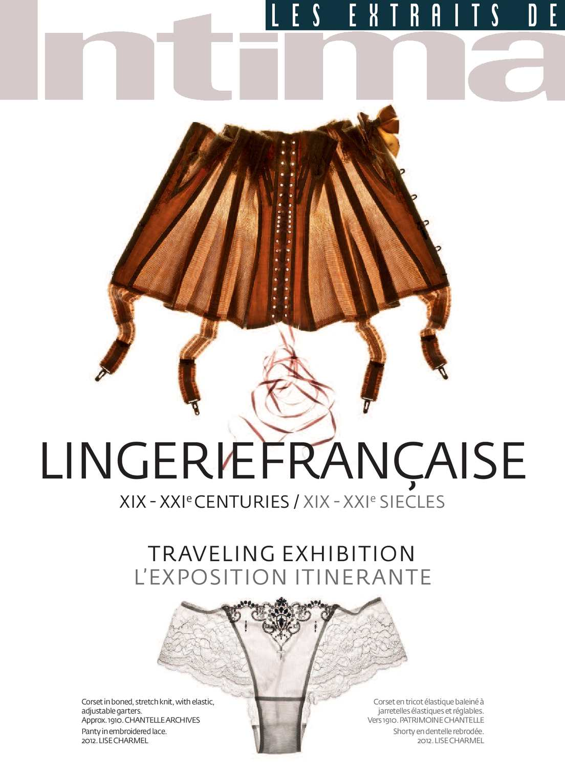 Lingerie Francaise - Les Extraits de INTIMA