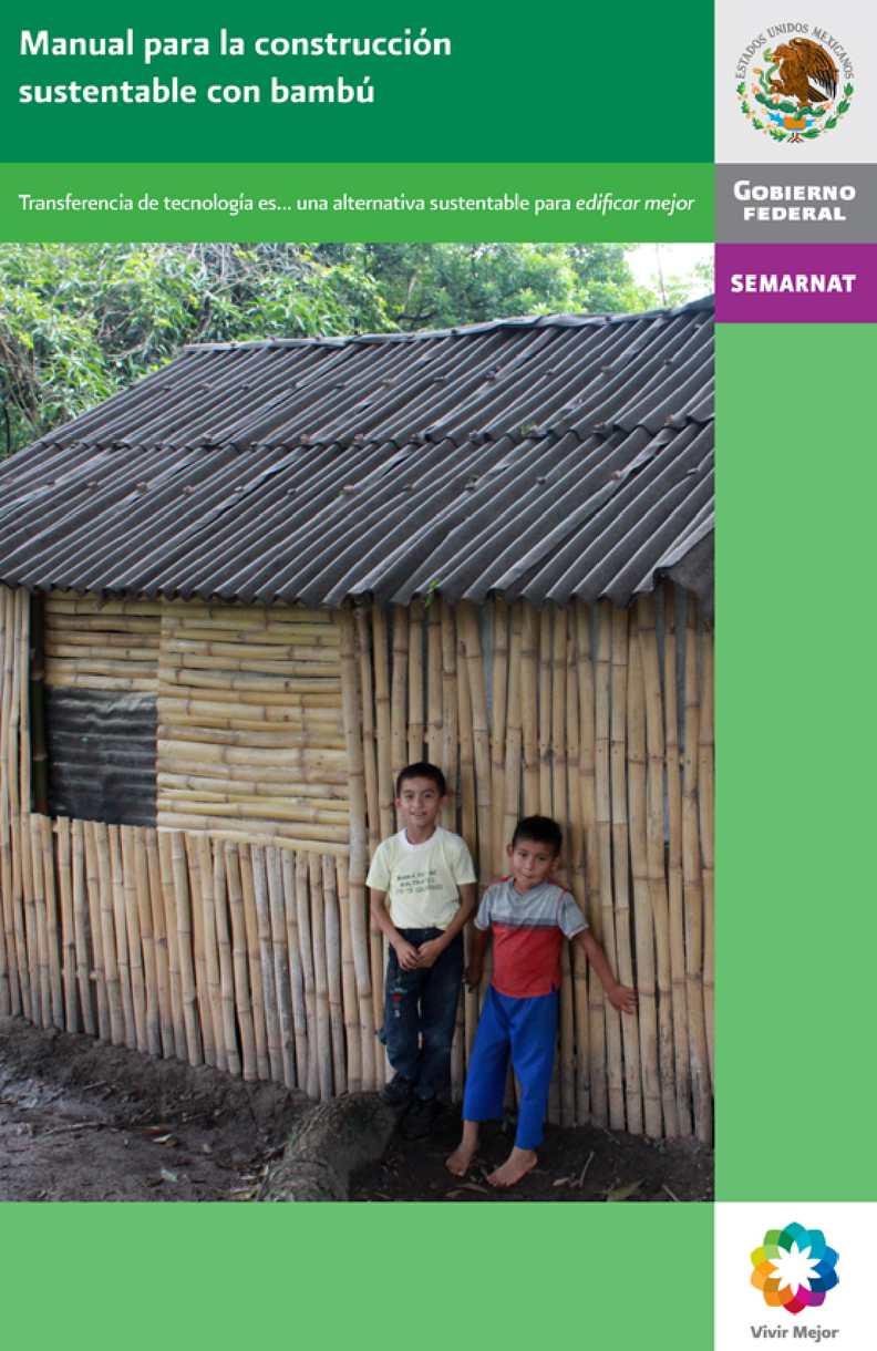 Calam o manual para la construcci n sustentable con bamb for Manual de construccion