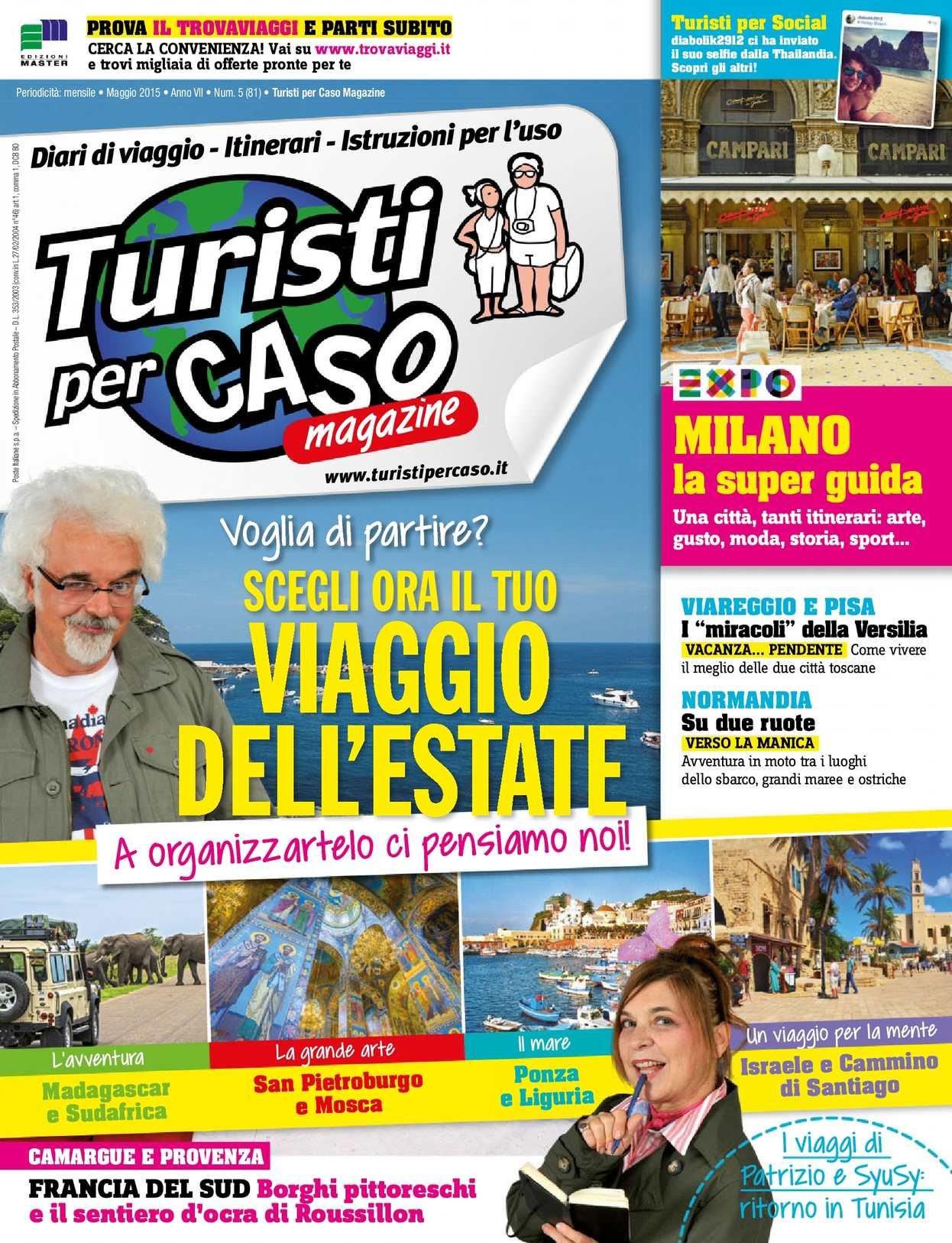 Calaméo - Turisti Per Caso 05 15 c4726cc7158f