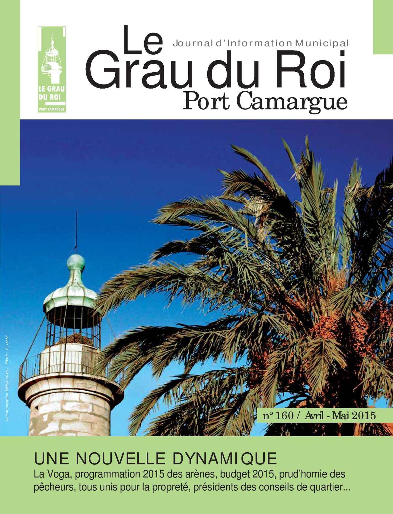 Calam O Le Grau Du Roi Port Camargue Journal D