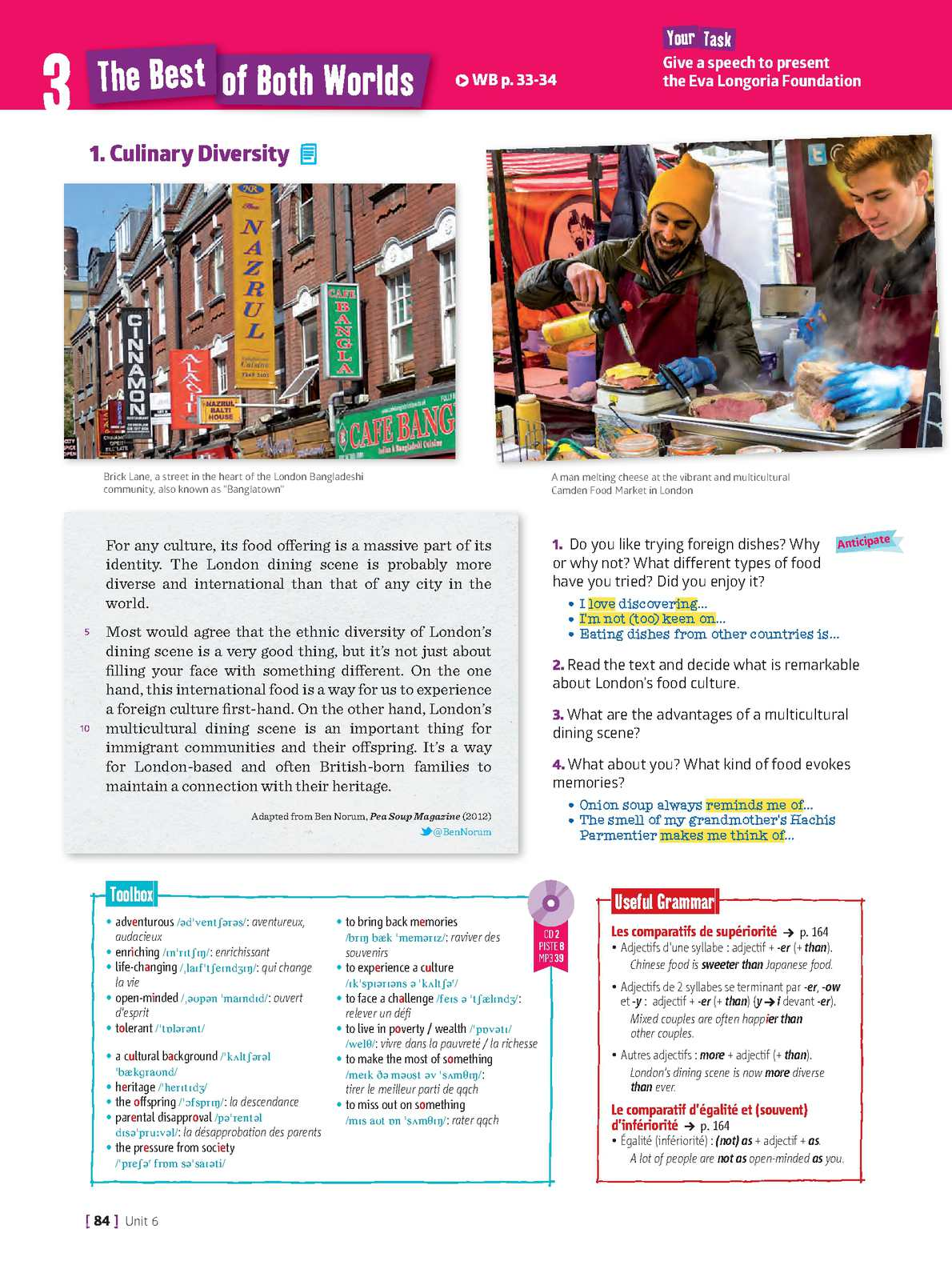london a multicultural and ethnically diverse Start studying geography chapter 12 northern europe includes the relatively ethnically diverse and densely populated united this multicultural city.