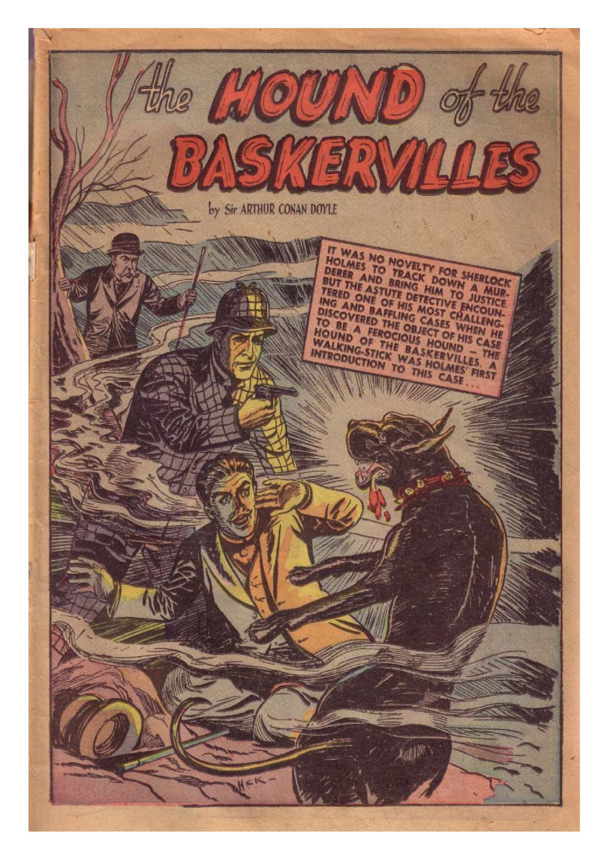 hound of the baskervilles essay Start studying hound of the baskervilles essay questions learn vocabulary, terms, and more with flashcards, games, and other study tools.