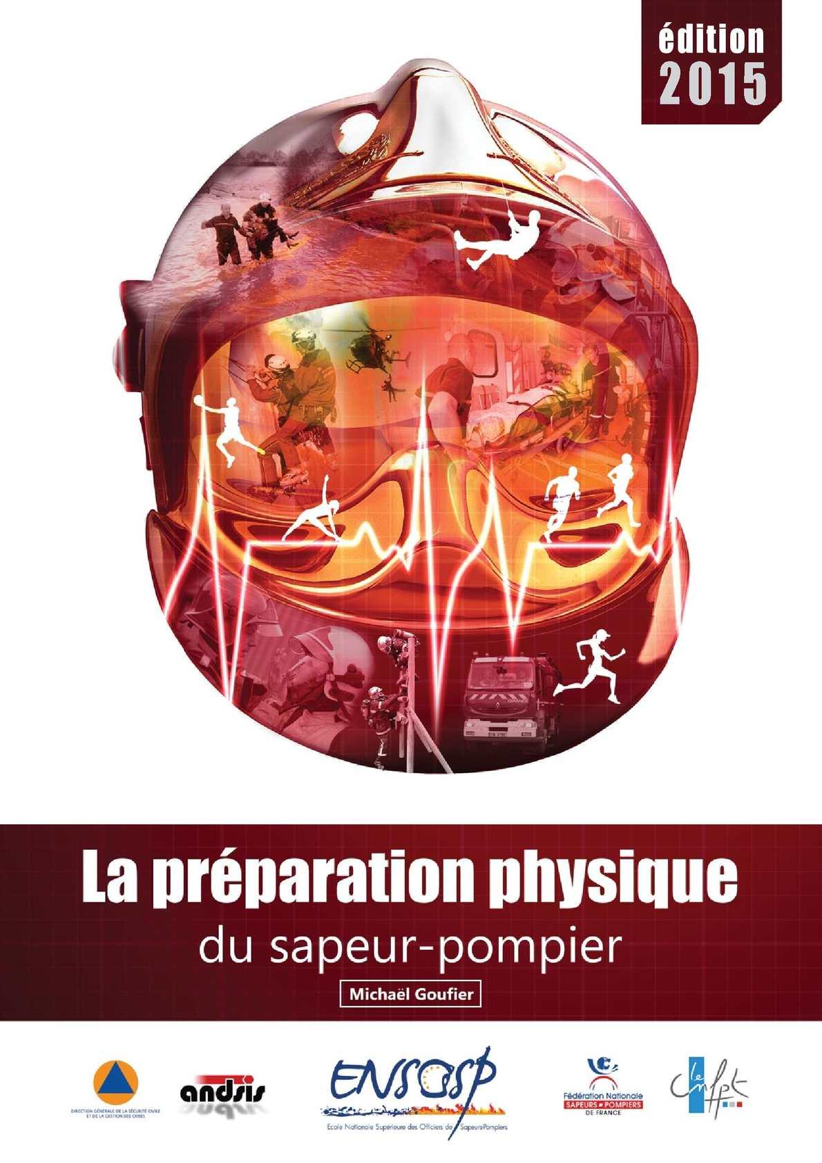 Livre Preparation Physique Du Sapeur Pompier 2014