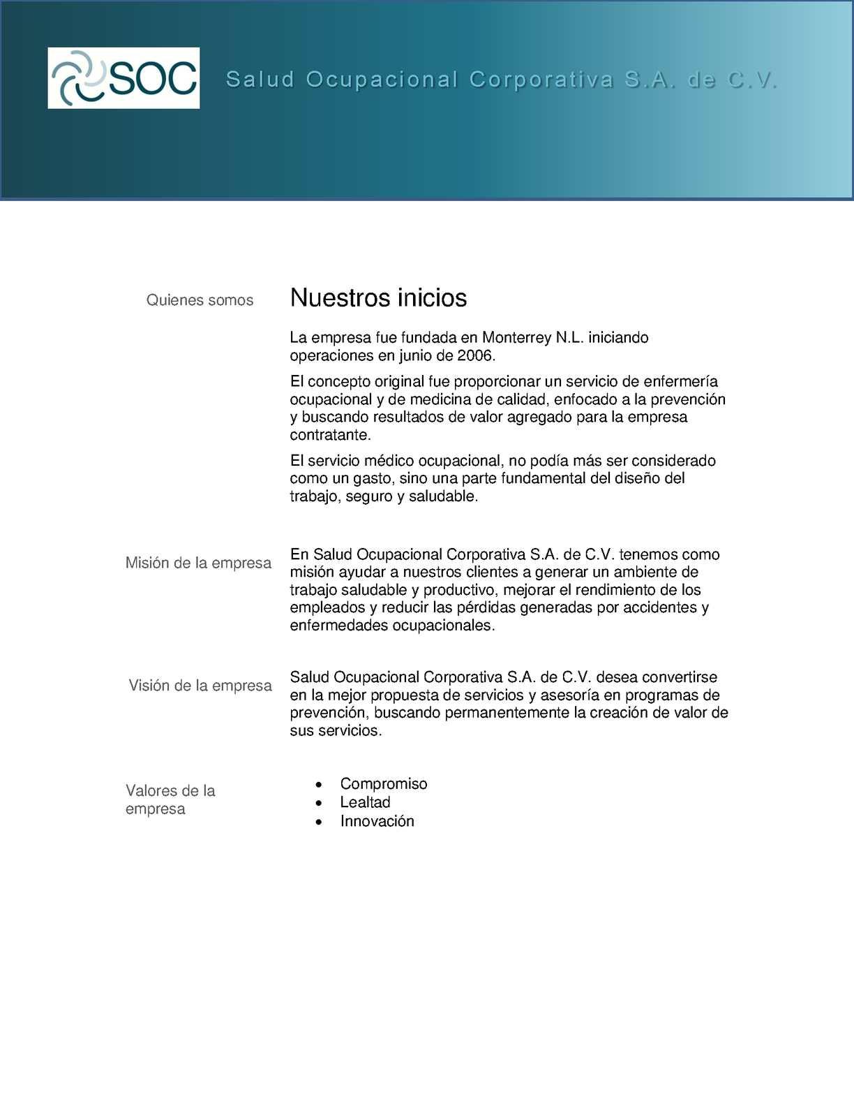 Calaméo - Curriculum SOC