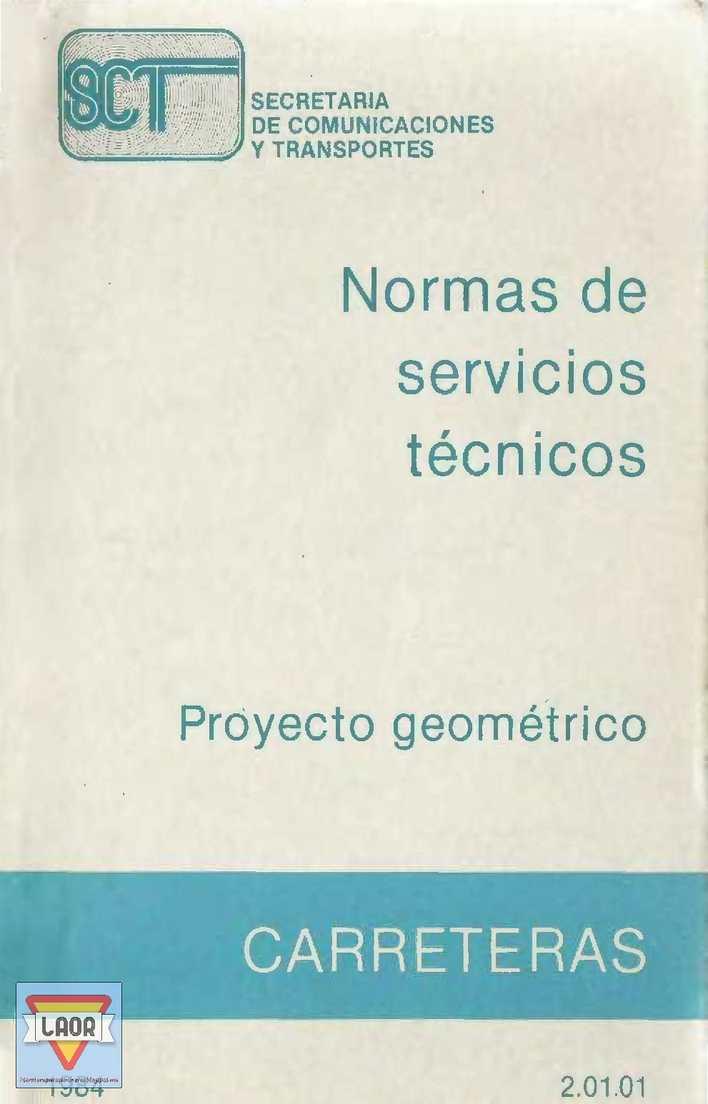Calam o libro 2 normas de servicios tecnicos web for Libro fuera de norma