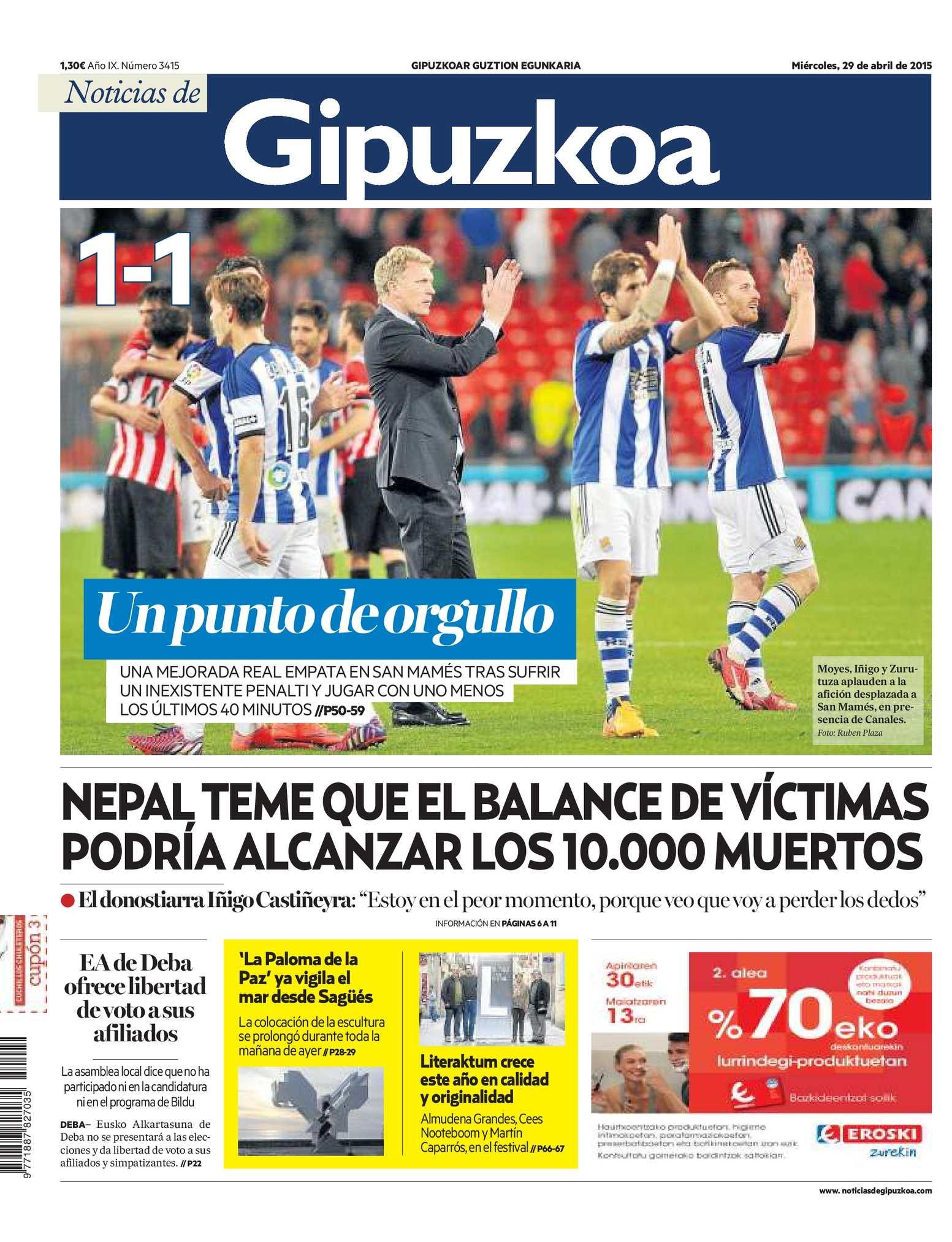 Calaméo - Noticias de Gipuzkoa 20150429 718e887dc1eb1