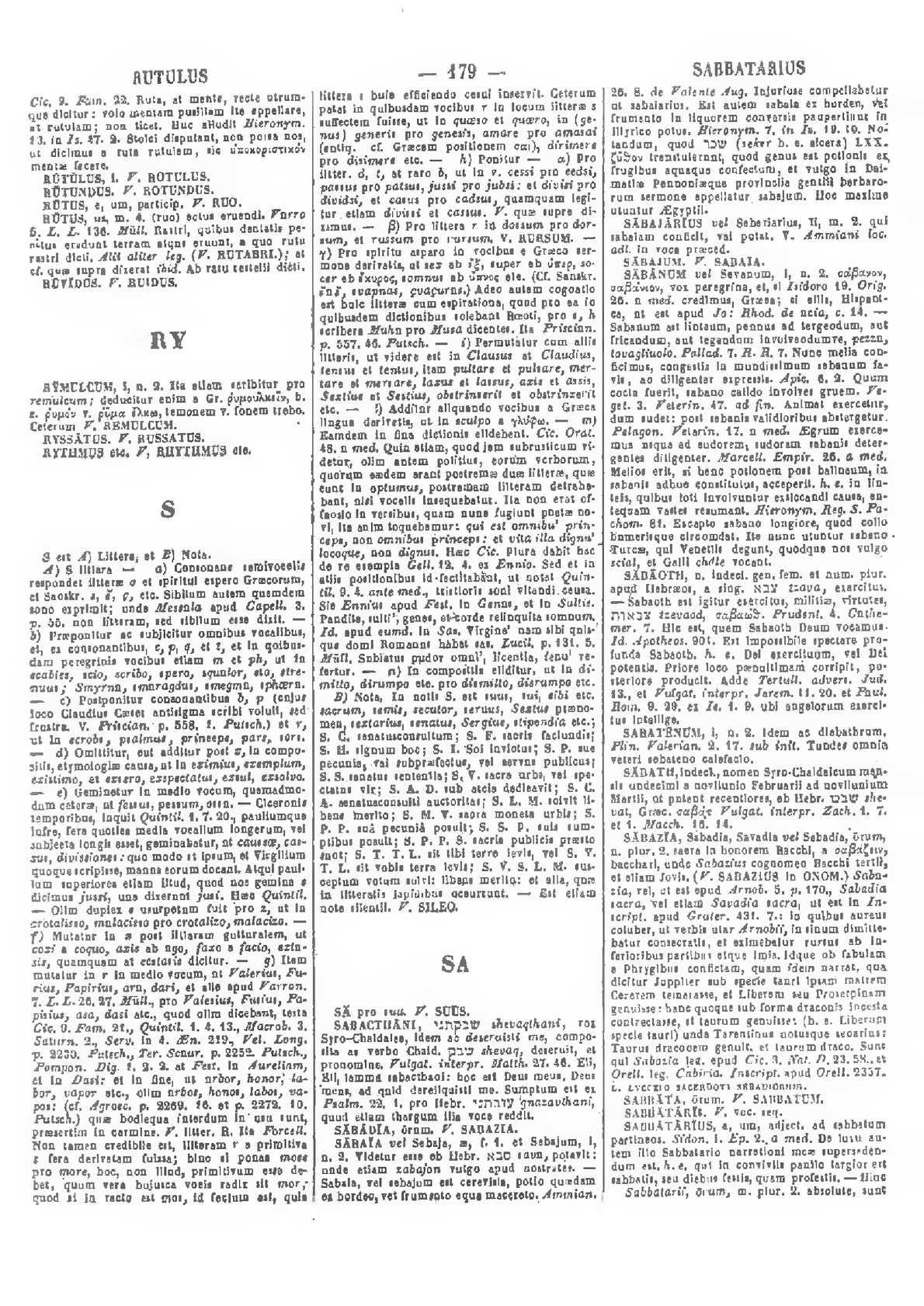 Calaméo Lexicon totius latinitatis Ry S Forcellini Aegidio Corradini Franciscus Perin Josephus 1940