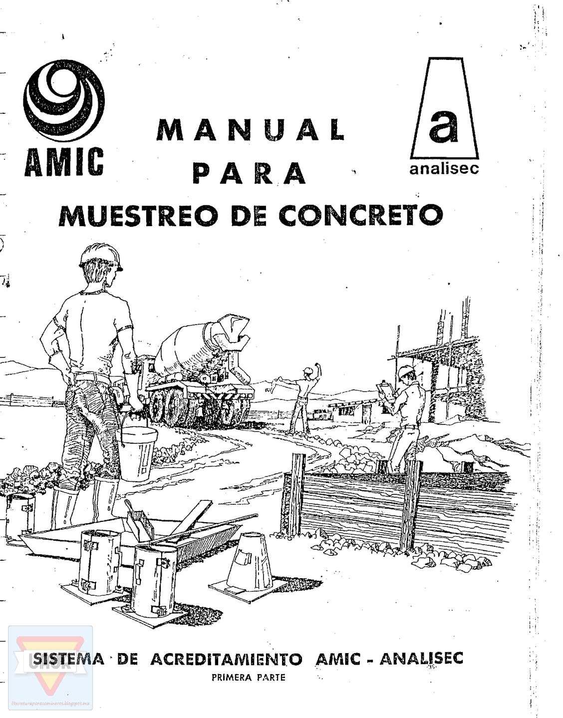 Manual Para Muestreo De Concretos Web