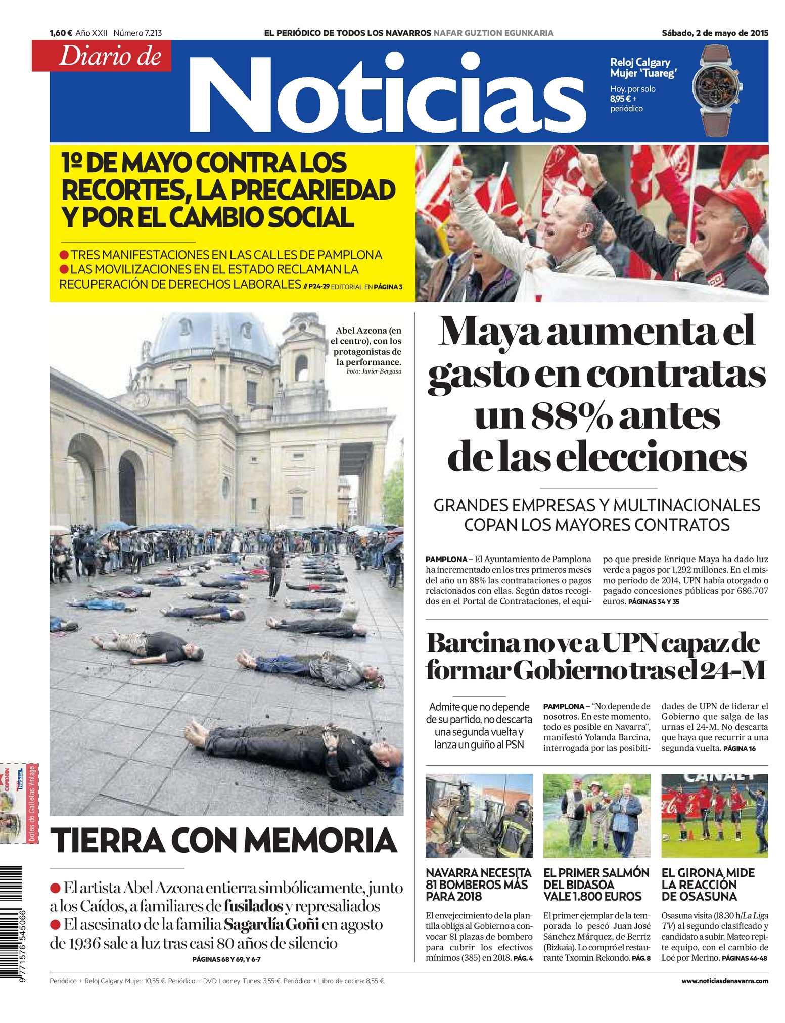 Calaméo - Diario de Noticias 20150502