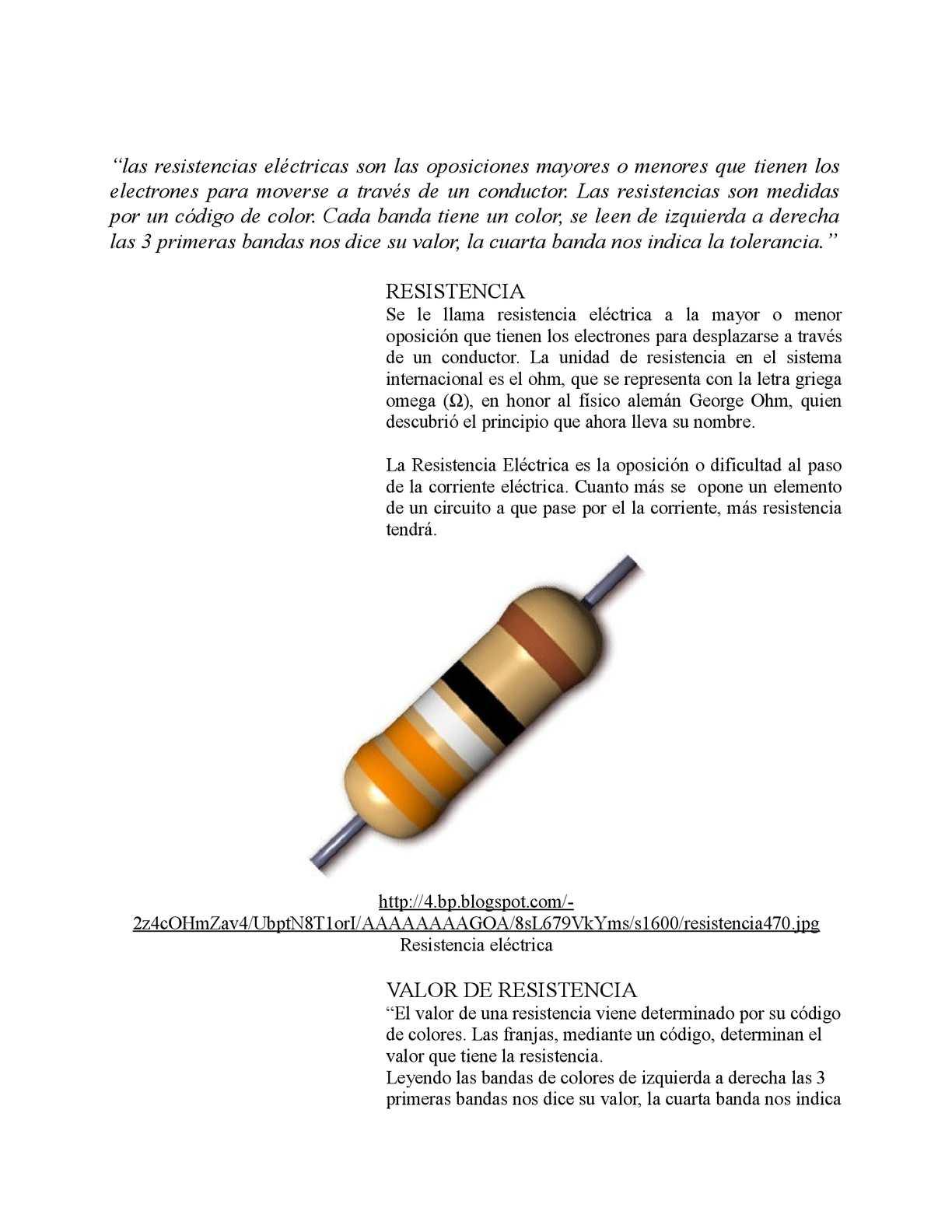 Resistencia Electrica - CALAMEO Downloader