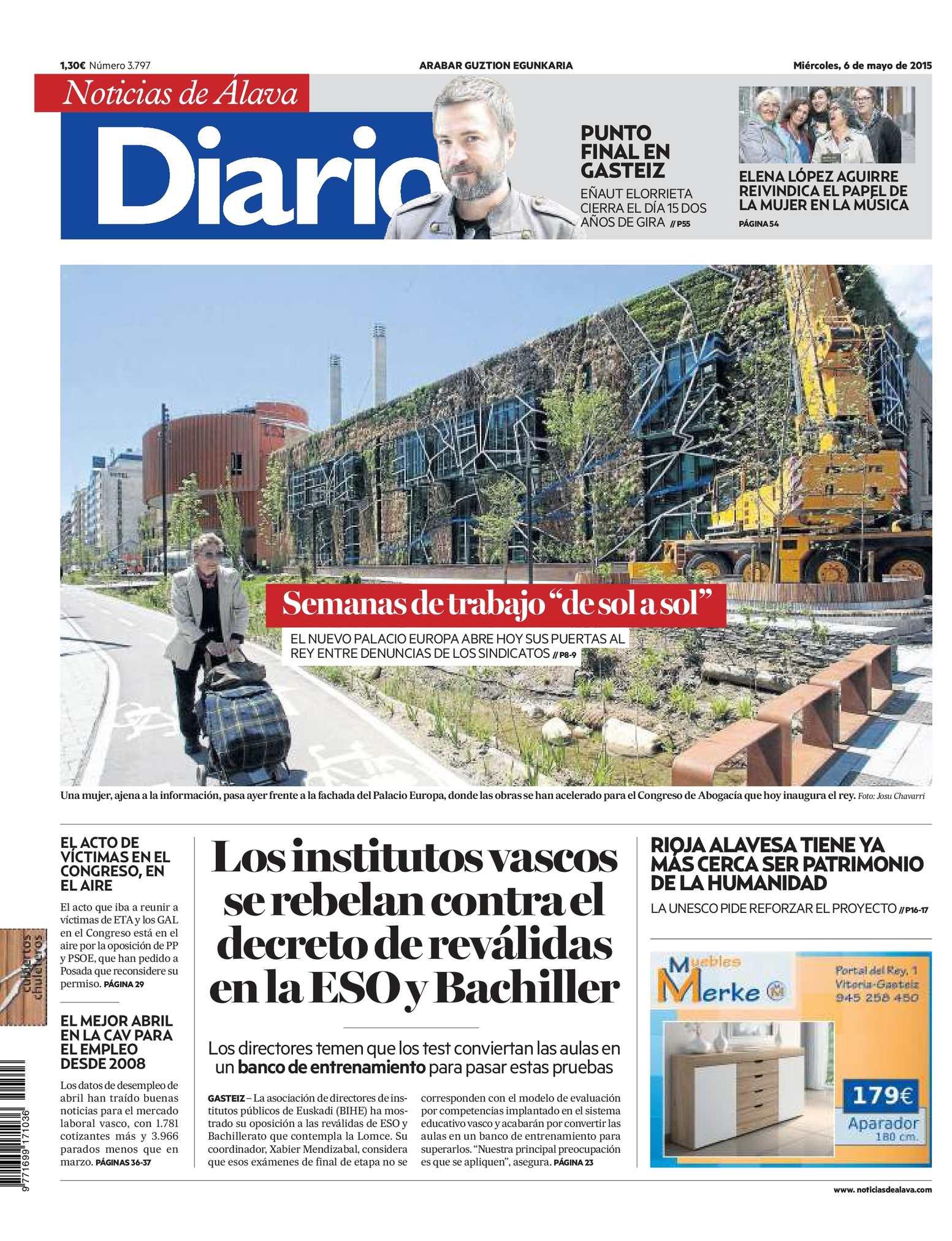 Calaméo - Diario de Noticias de Álava 20150506
