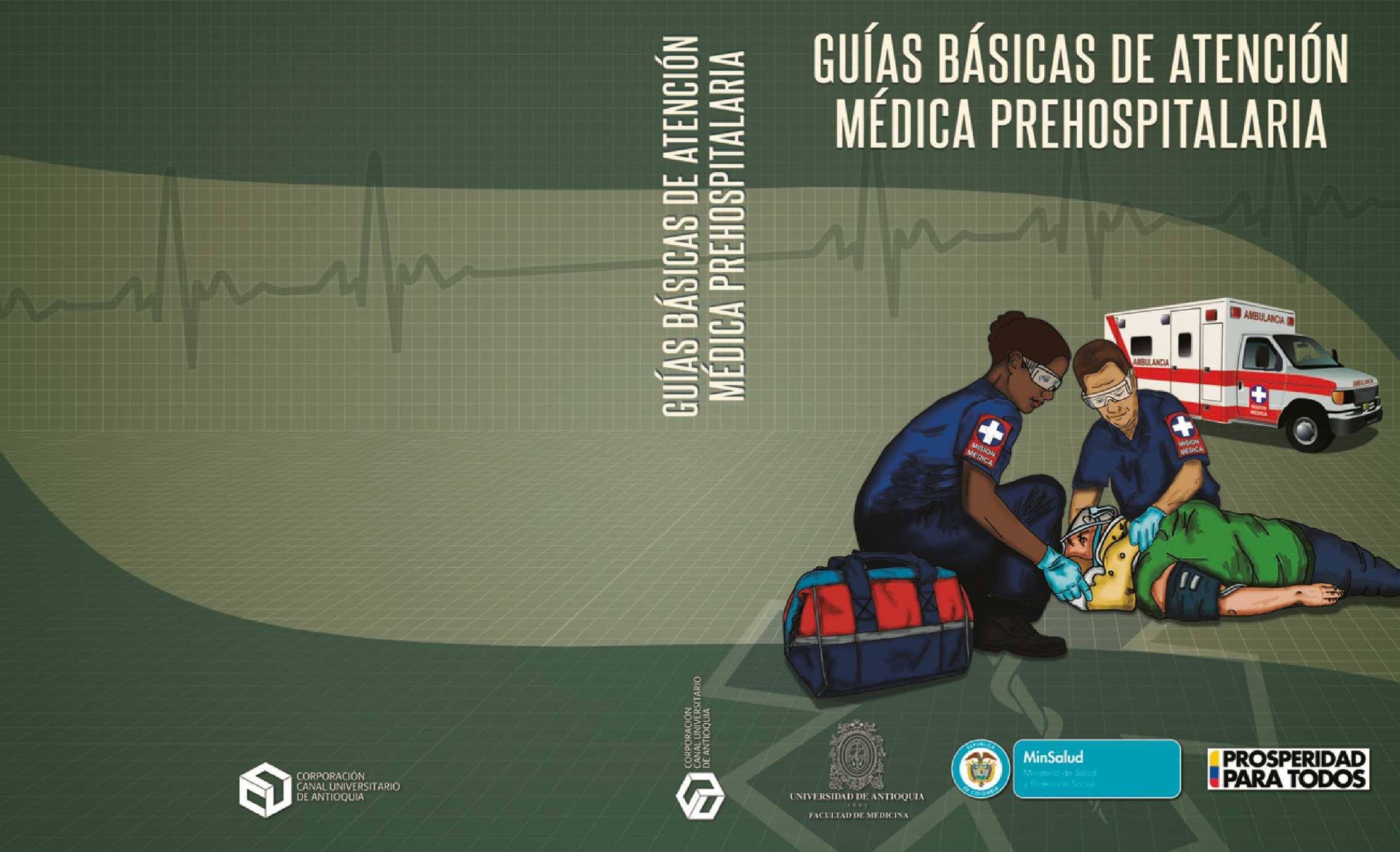 Calaméo - Guias Medicas De Atencion Prehospitalaria