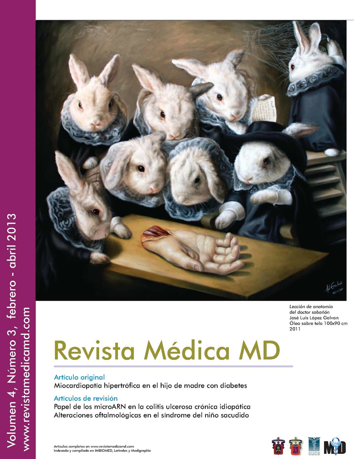 Calaméo - Revista medica MD