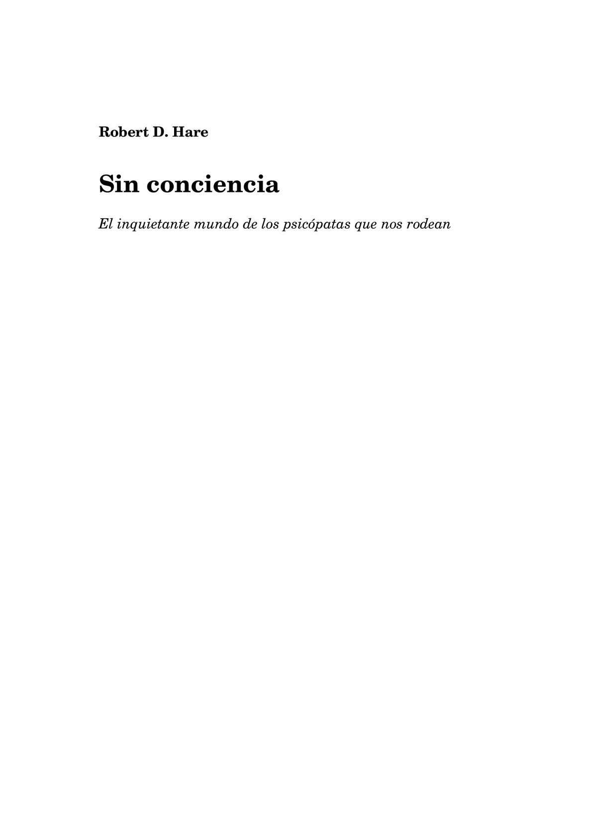 Calaméo - Sin Conciencia
