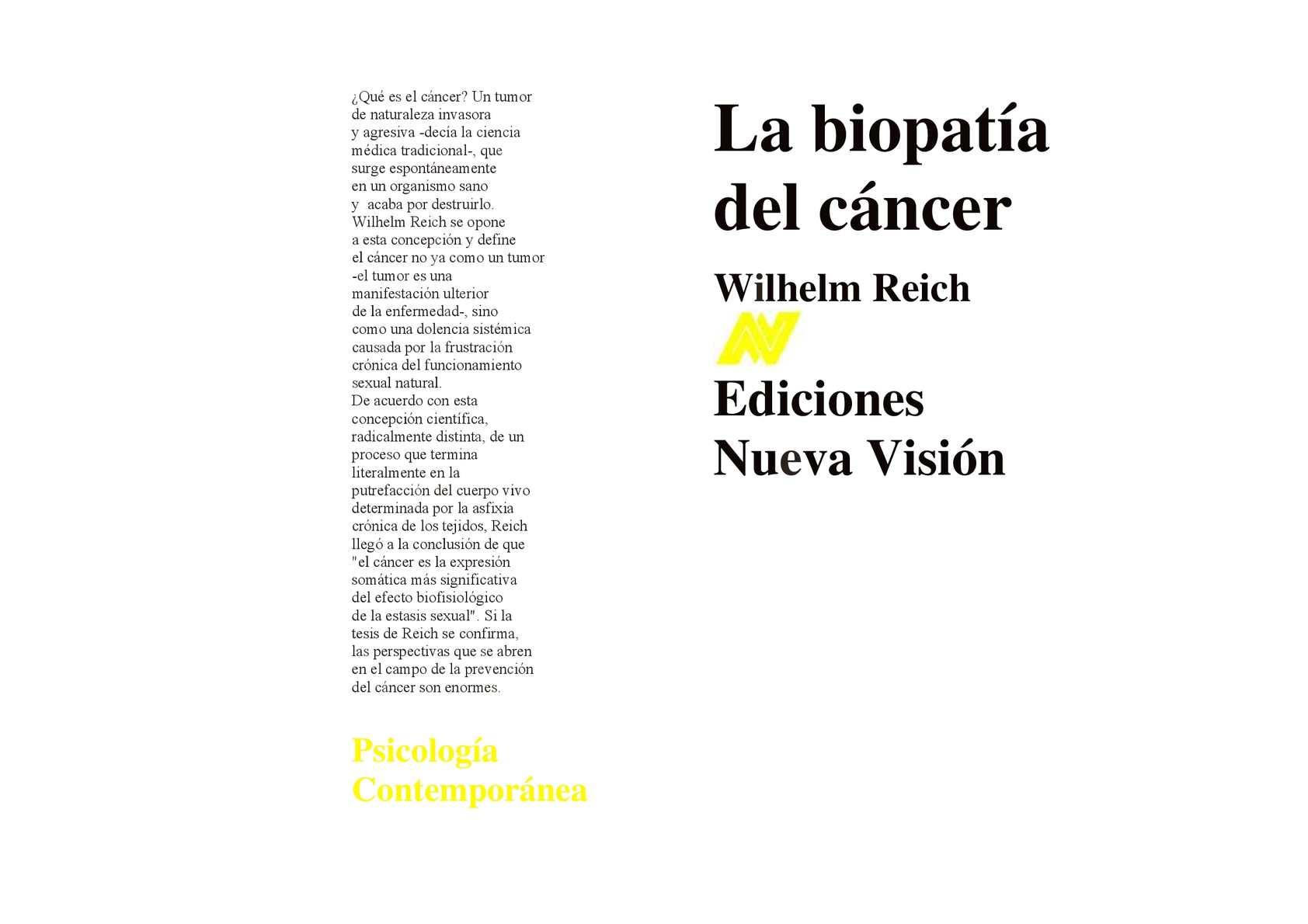 Calaméo - La Biopatia Del Cancer