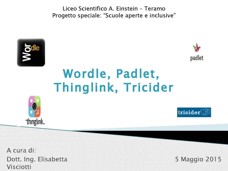 Presentazione App