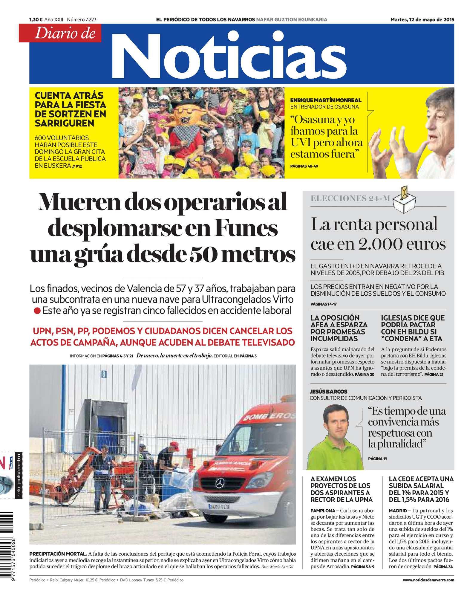 Calaméo - Diario de Noticias 20150512