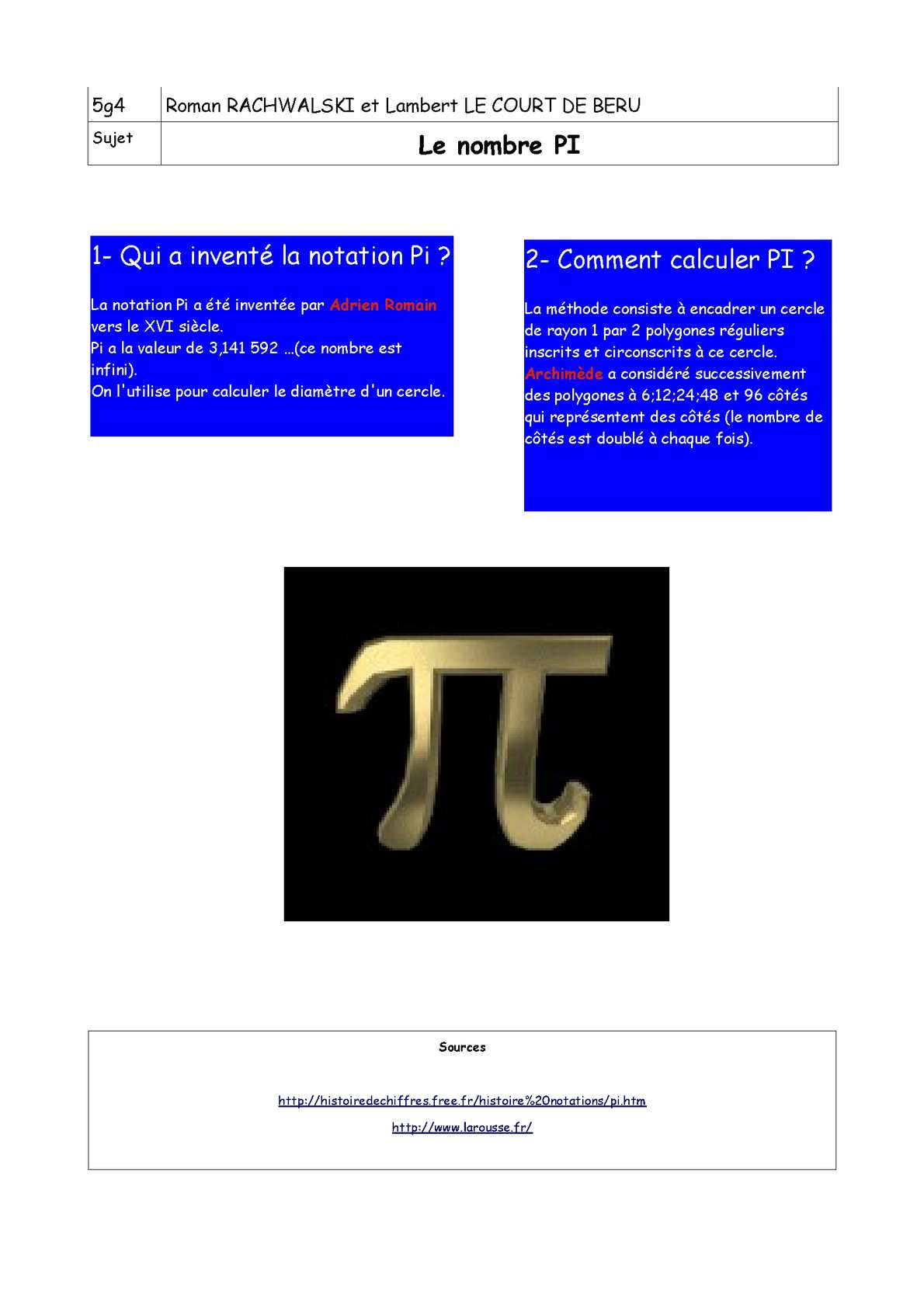E Book De Culture Math Matique Calameo Downloader