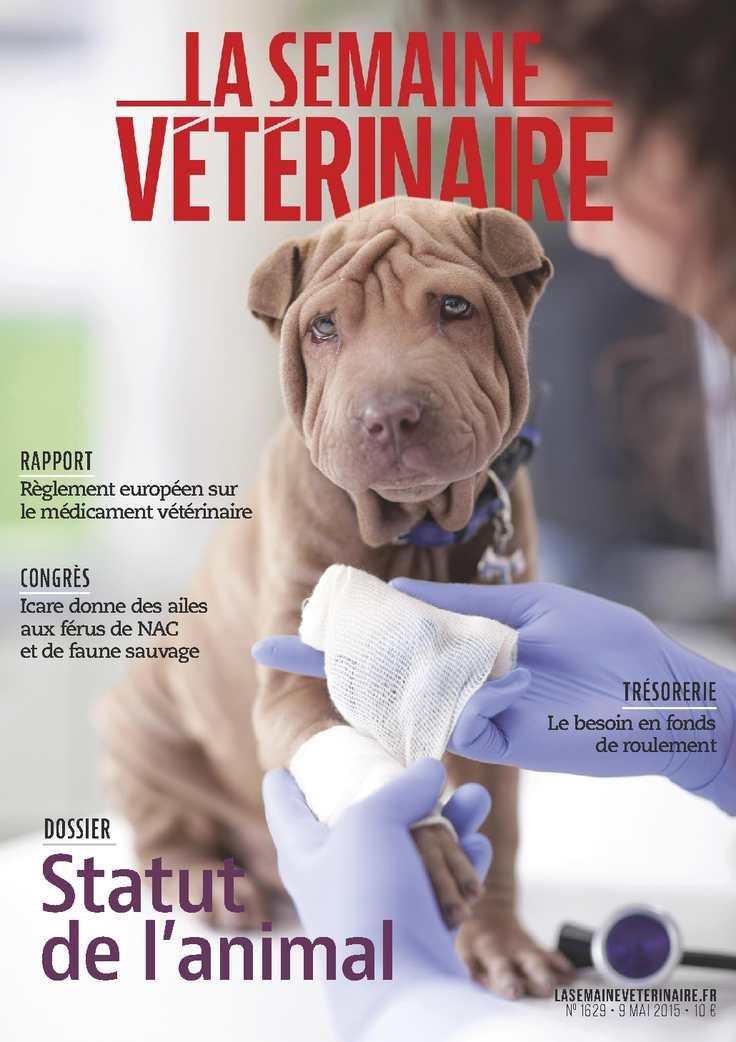 La Semaine Vétérinaire - 090515