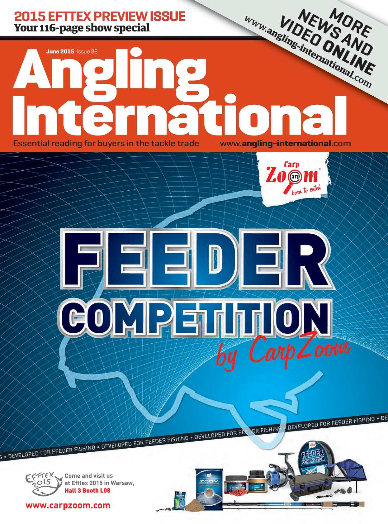 Calaméo - Angling International - June 2015 - Issue 89