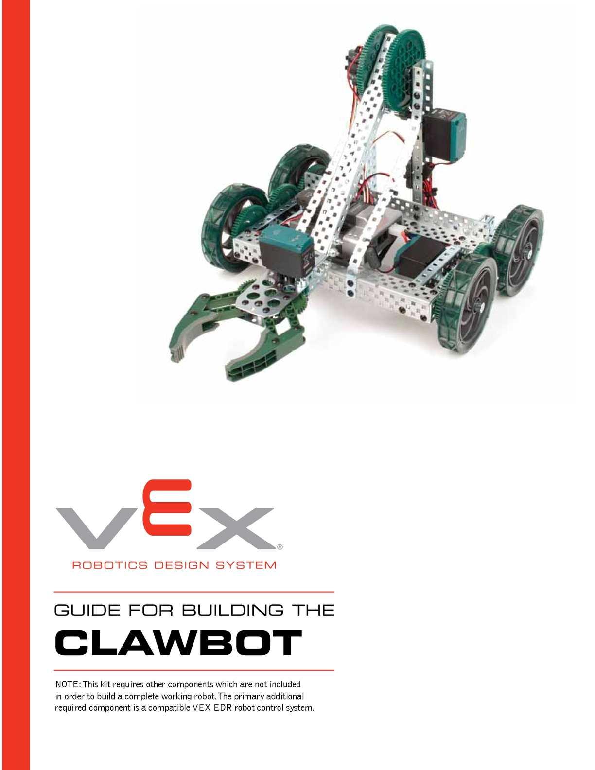 Calaméo - Clawbot